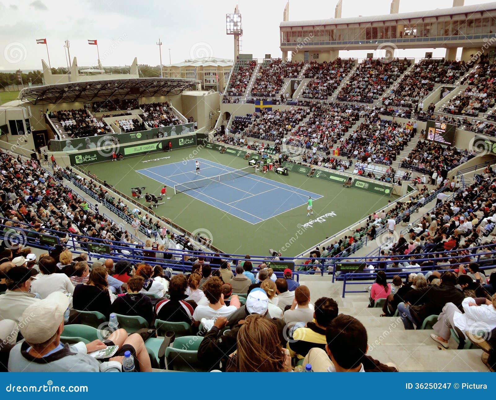 Tennis Abu Dhabi