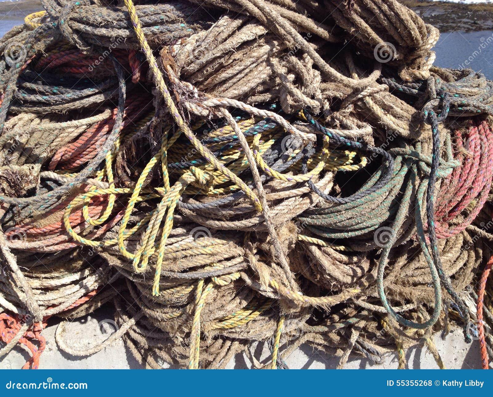 Mucchio delle corde