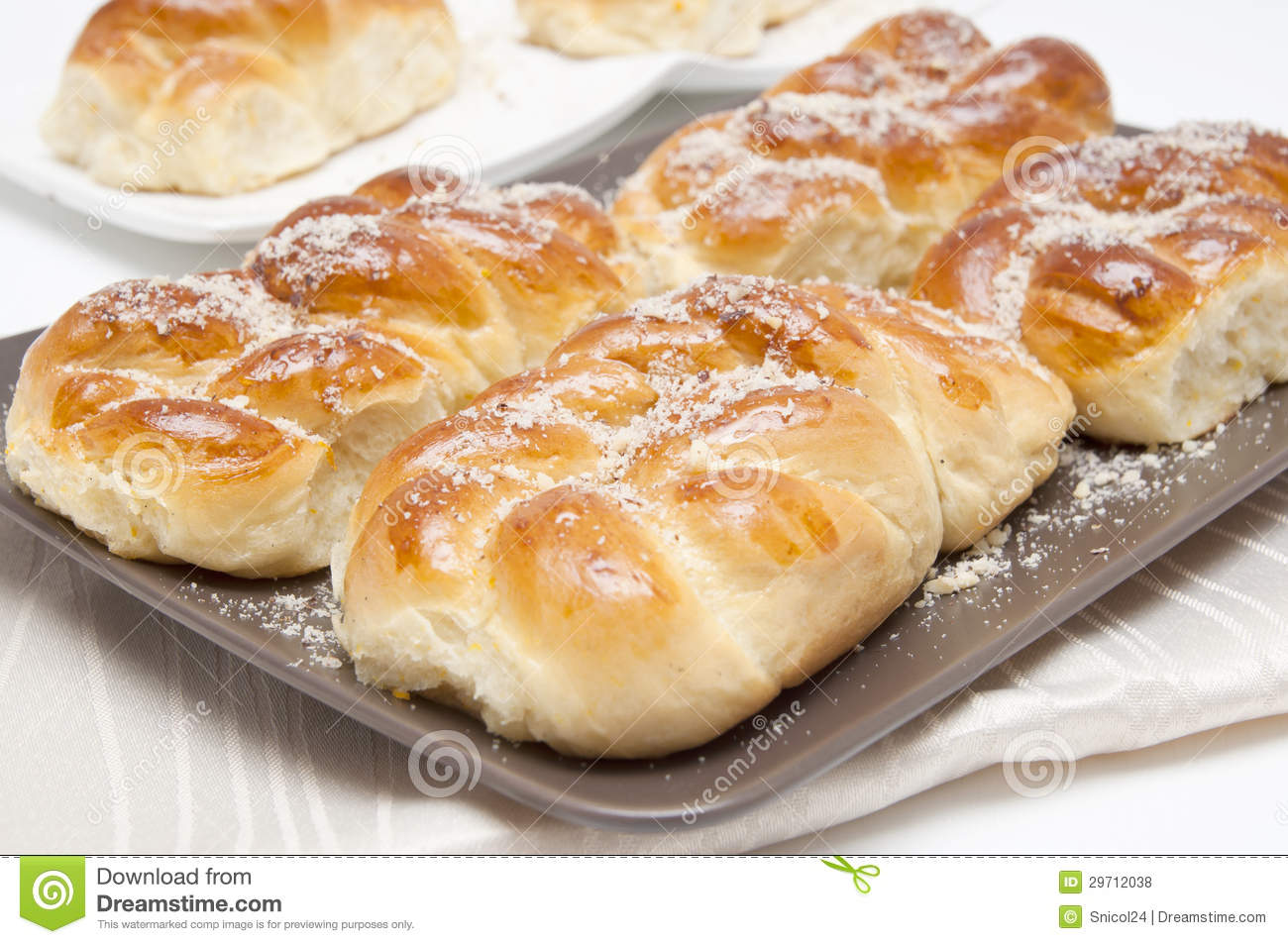 Mucenici: Traditional Romanian Cookies Royalty Free Stock ...