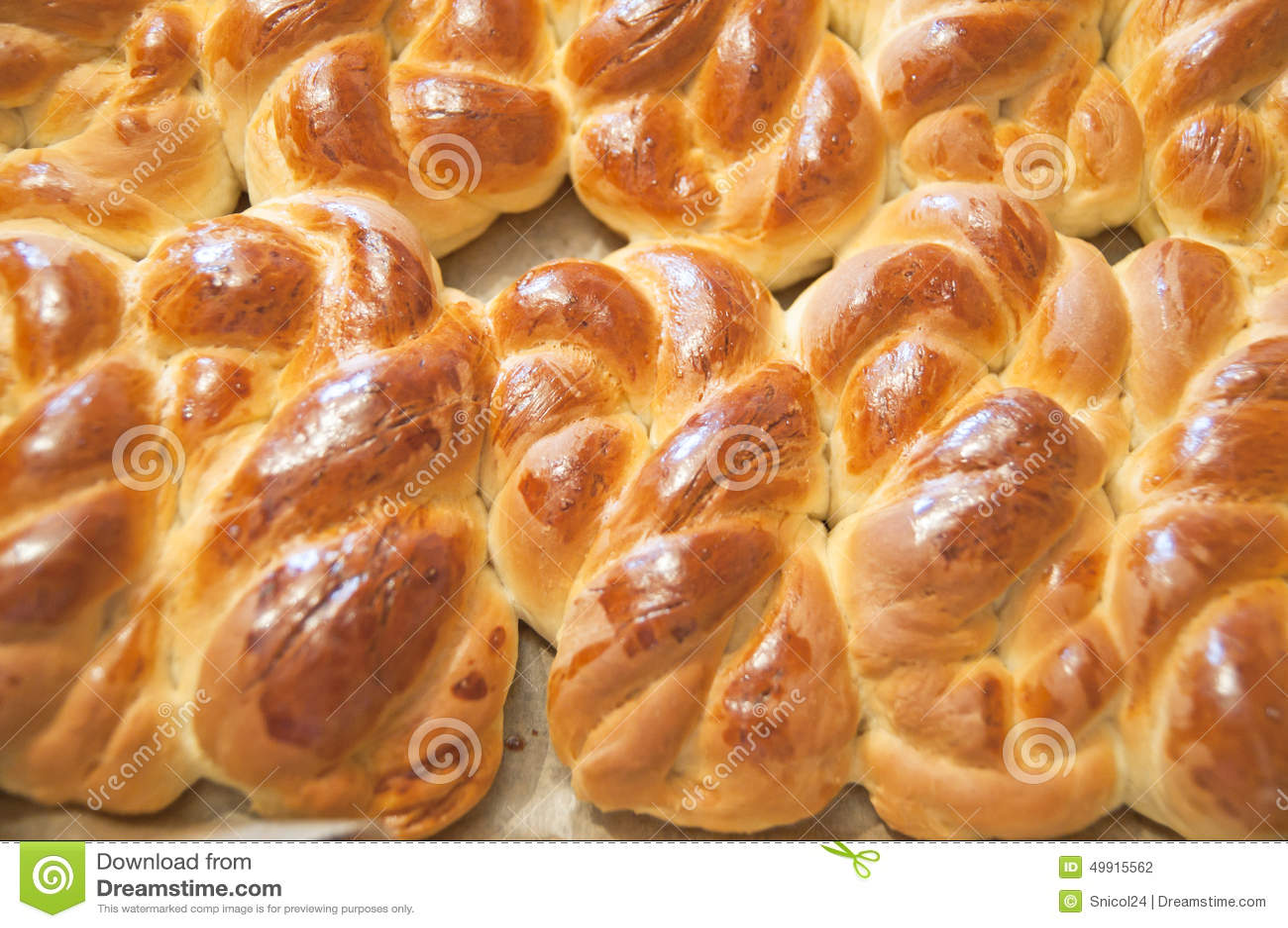 Mucenici: Traditional Romanian Cookies Stock Photo - Image ...