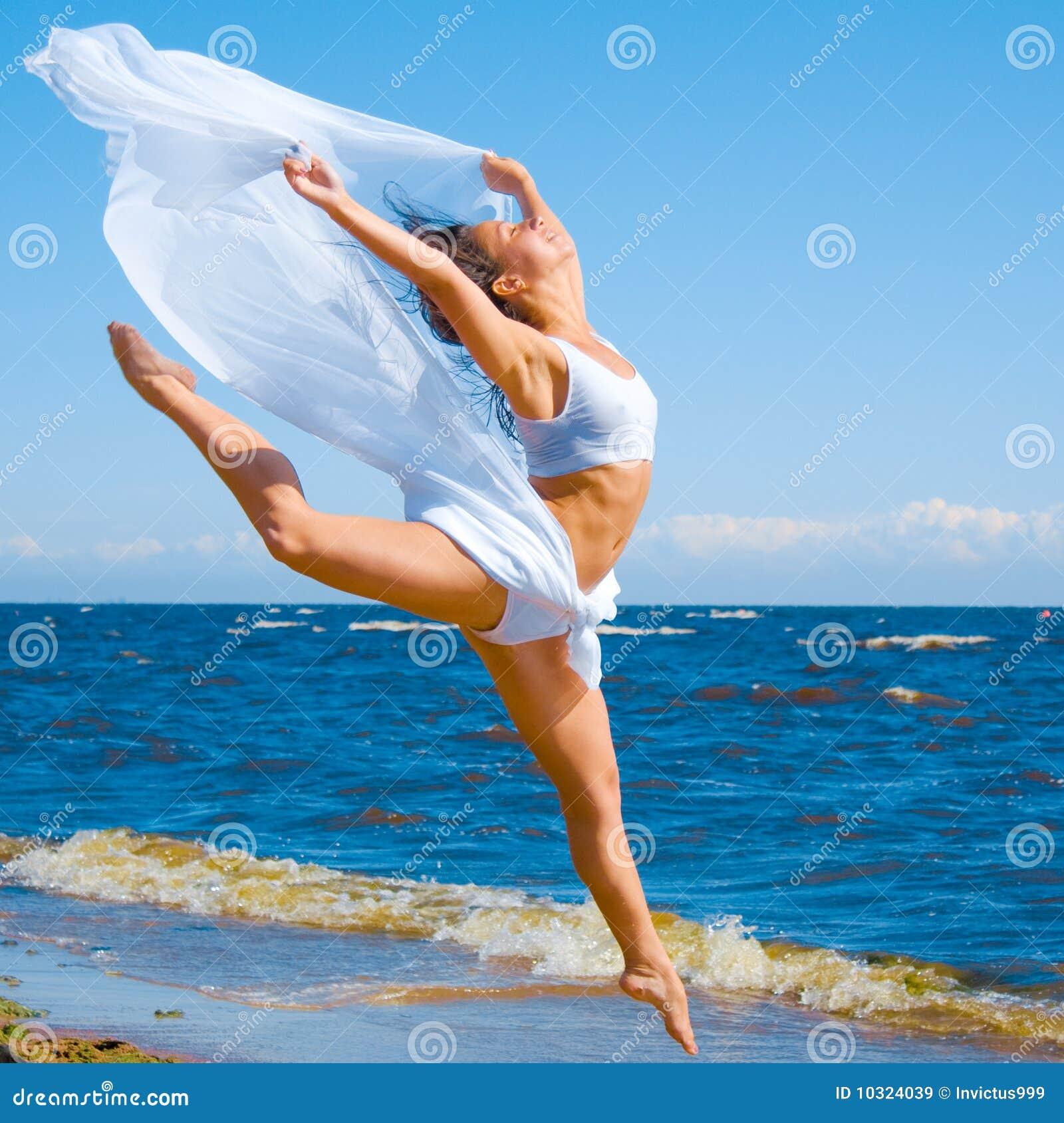 Muchacha de baile