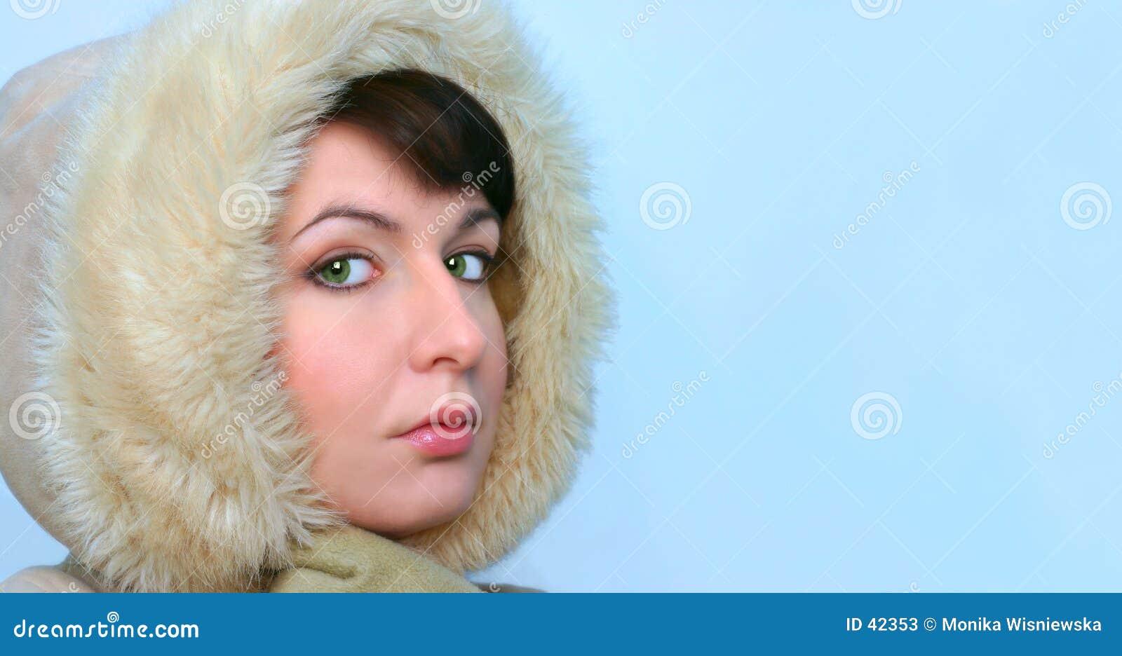 Muchacha del invierno