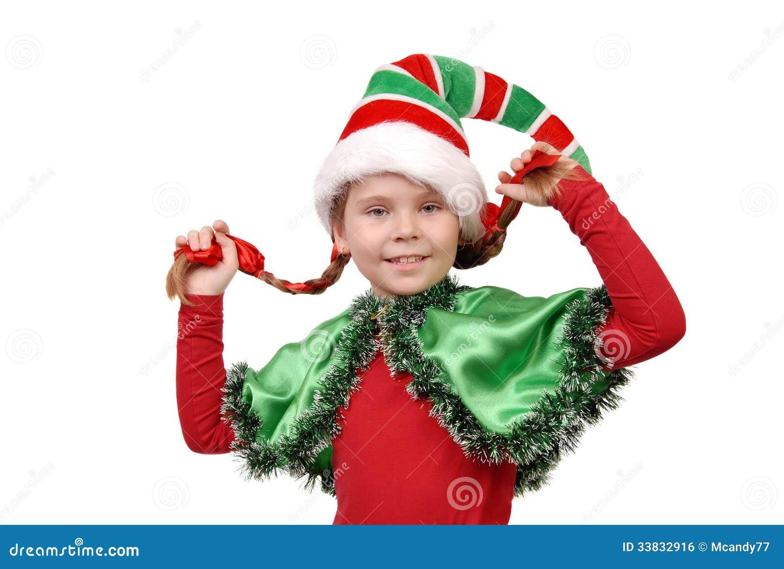 Trajes de duendes de navidad - El duende blanco ...