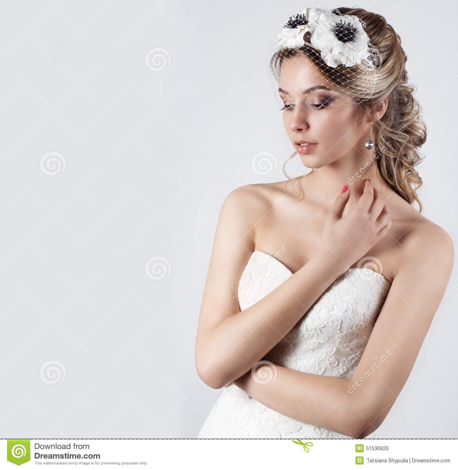 Mujer la novia de