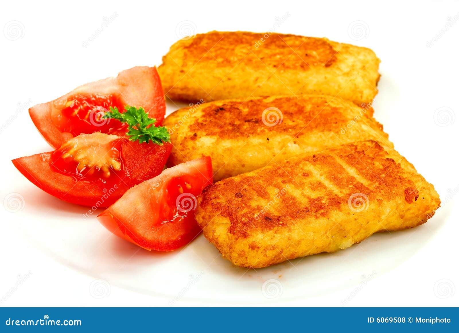 Muchas bolas de masa hervida con queso de la mozarela