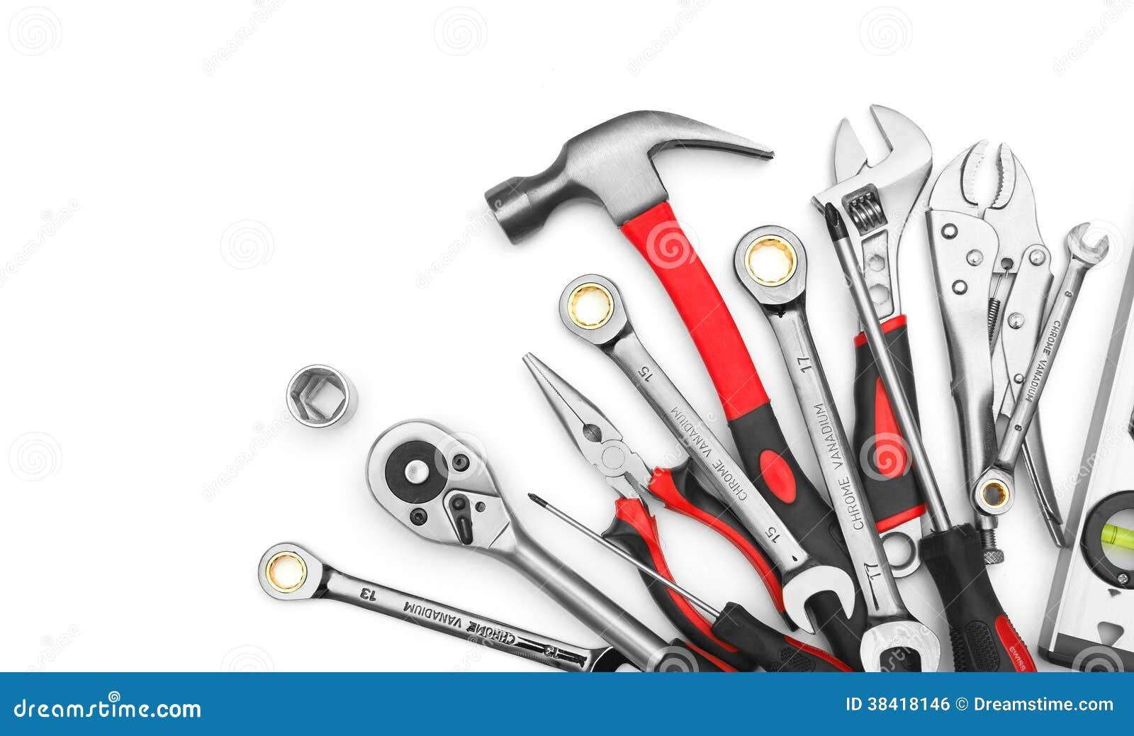 Muchas herramientas