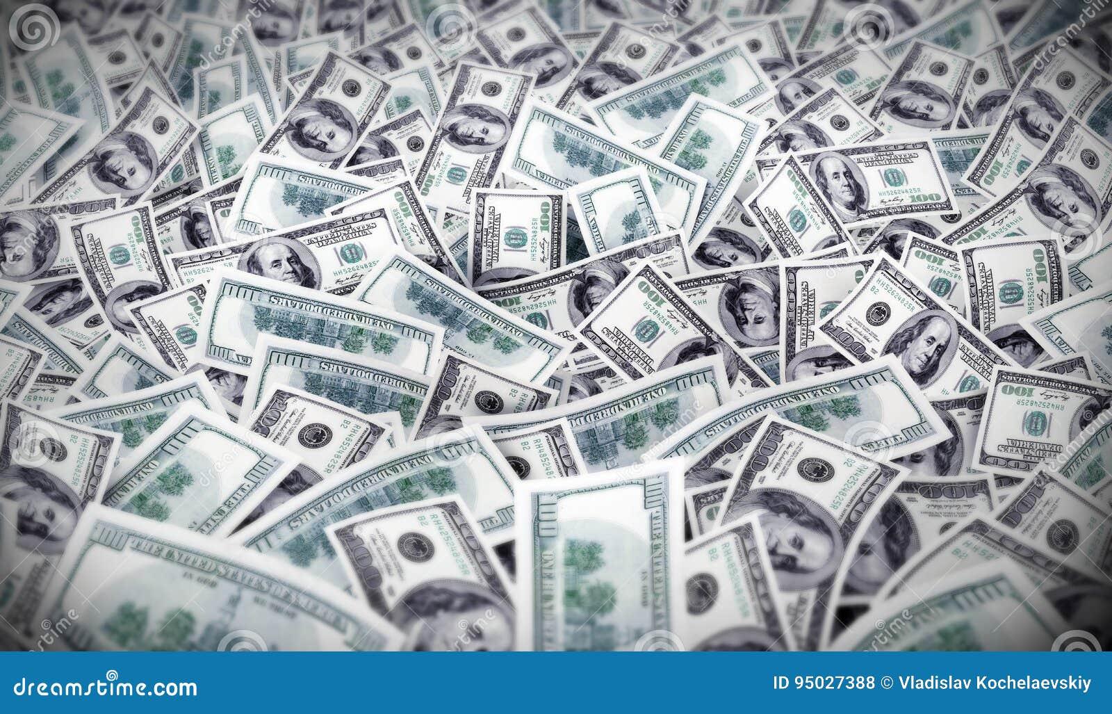 Mucho Mucho Dinero Stock De Ilustración Ilustración De Acumule