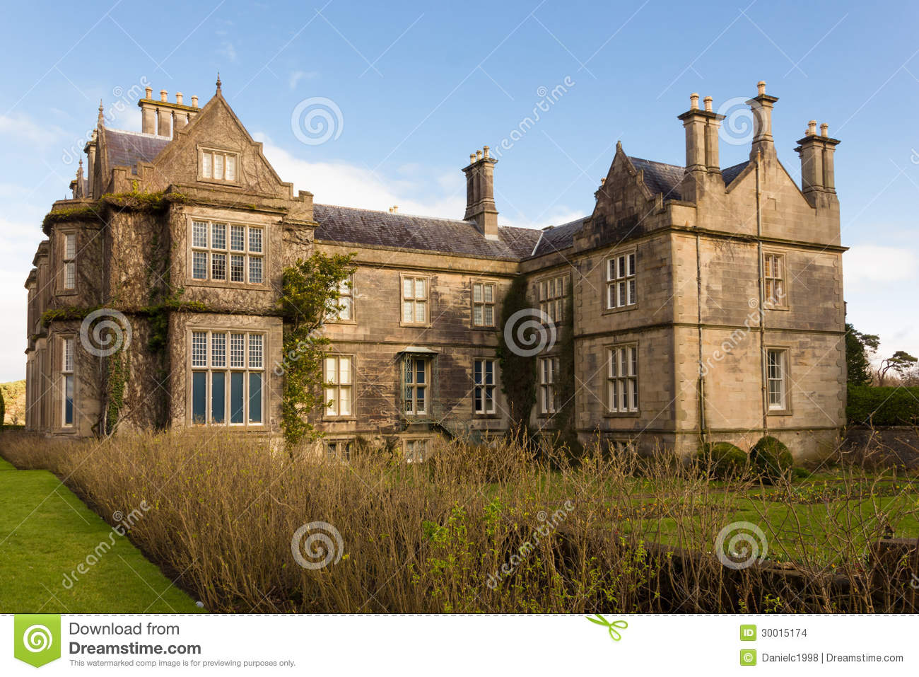 Muckross House And Gardens. Killarney. Ireland Stock Photo