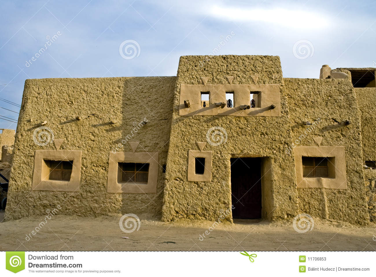 Mesopotamia Mud Brick Home Picture Picture Dog Breeds