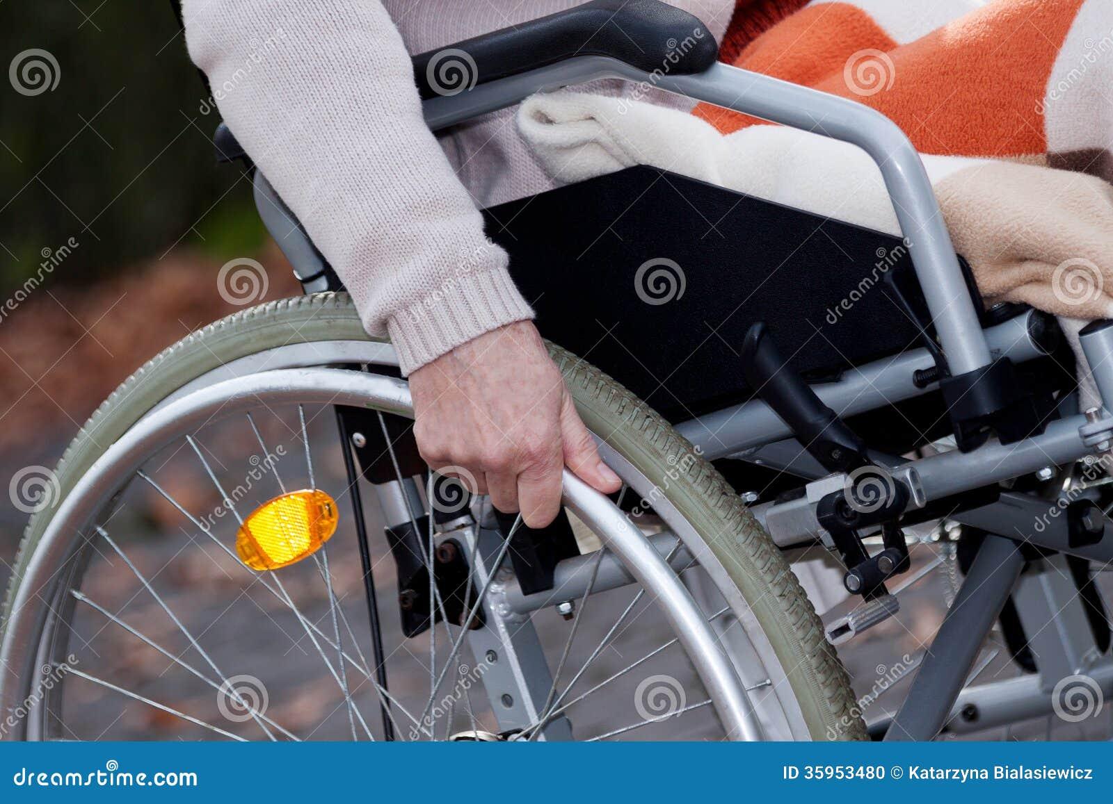 Mudanza discapacitada
