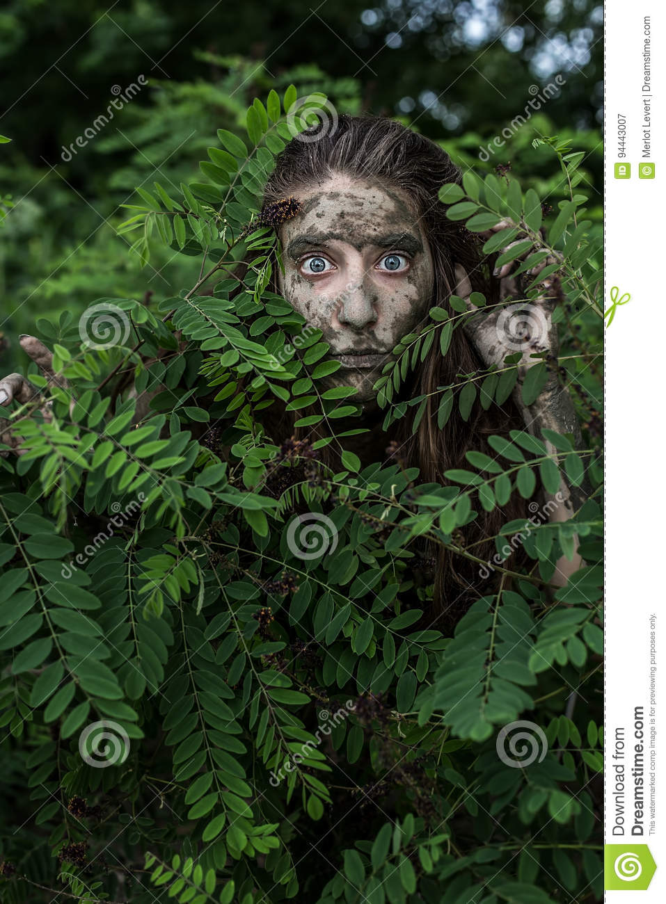 Woman Hiding Bush Photos - Free & Royalty-Free Stock Photos from Dreamstime
