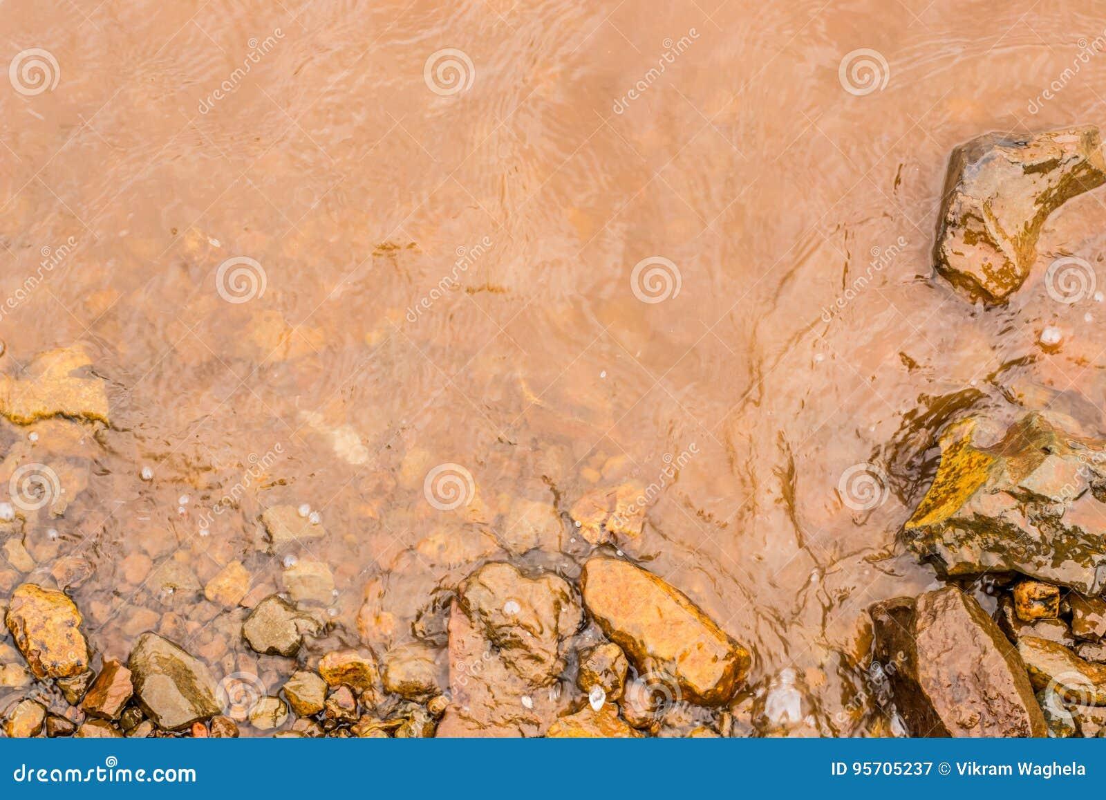 Muddy Water Waves von Panshet