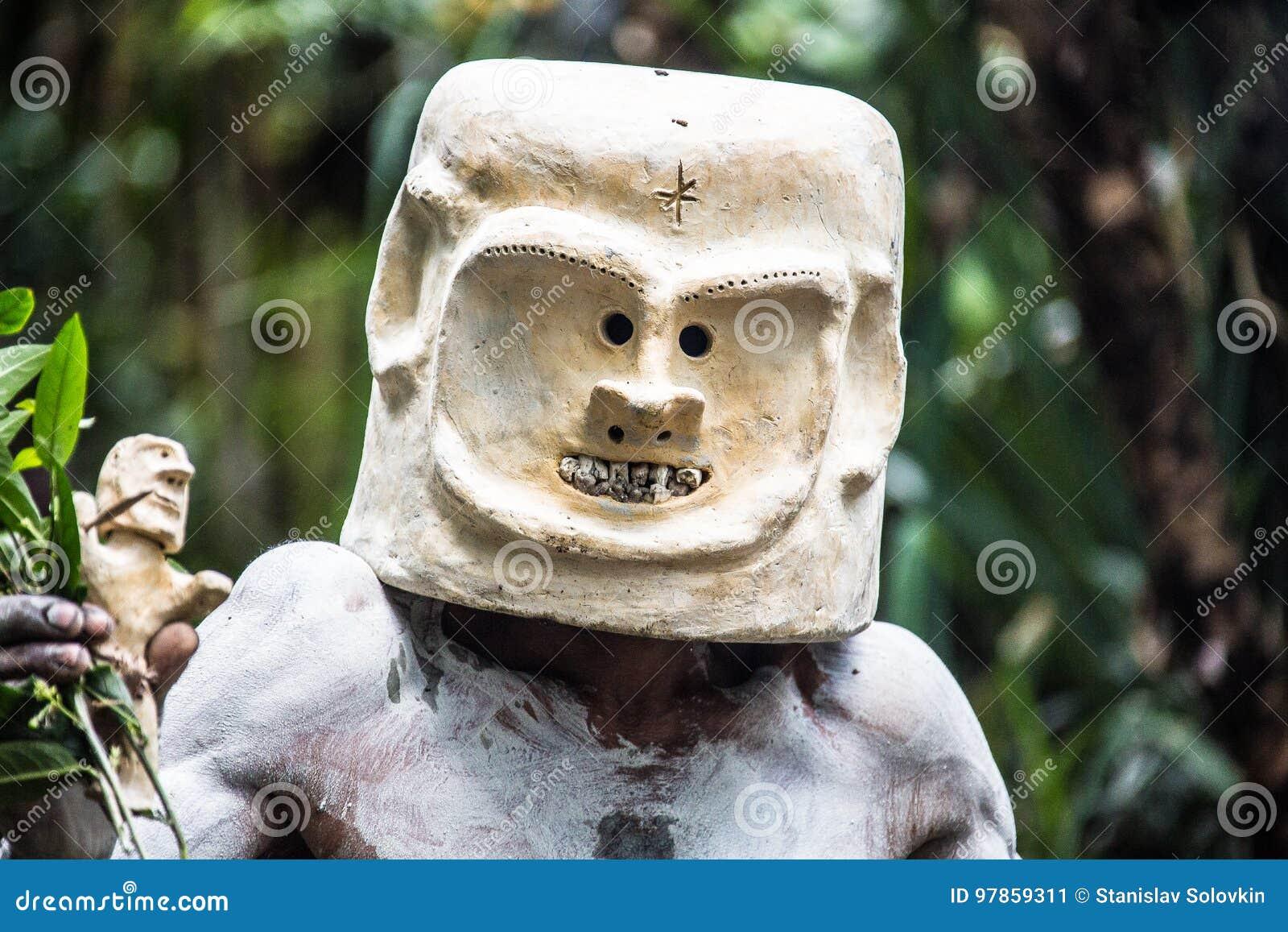 Mudmen Papua - nowa gwinea