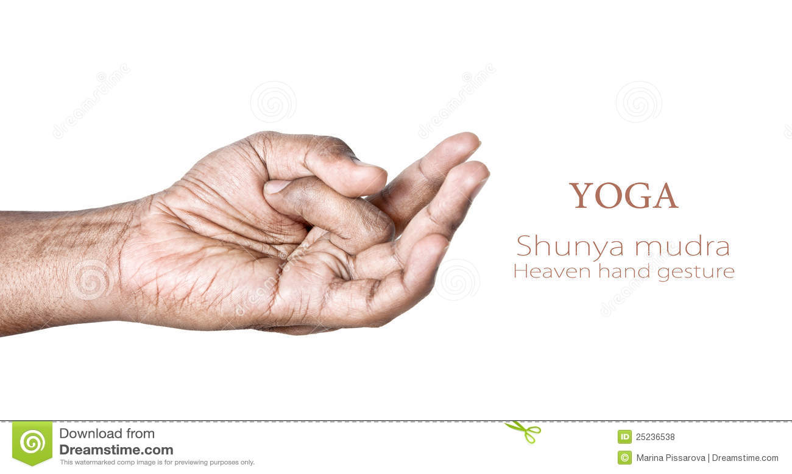 Mudra shunya joga