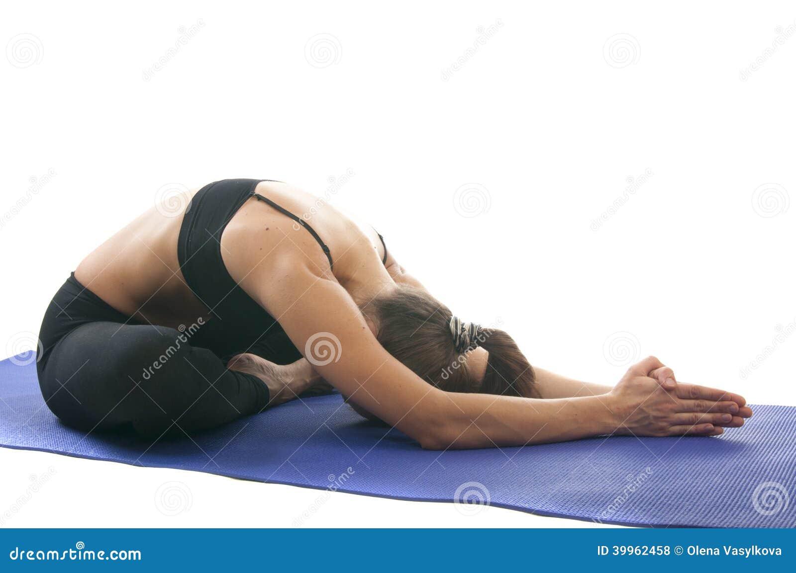 Mudrasana di yoga