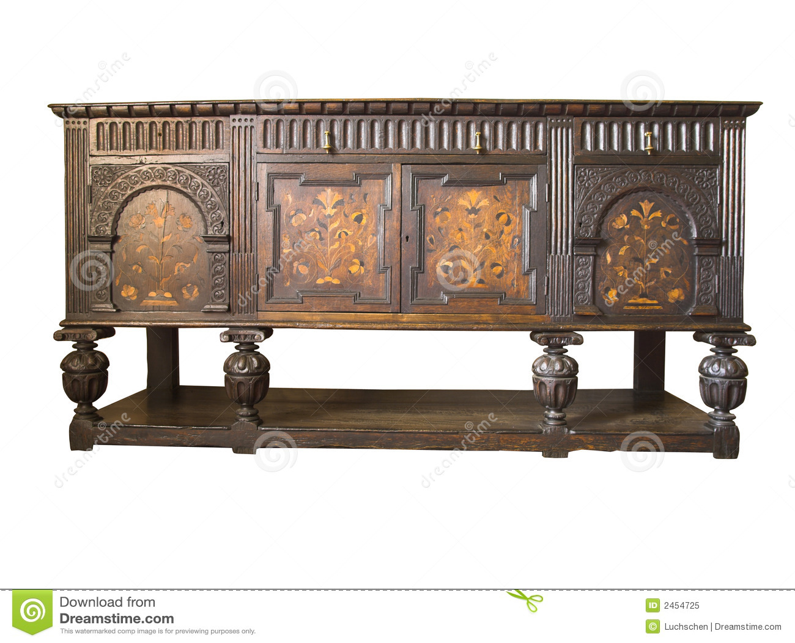 Muebles labrados antiguos obtenga ideas dise o de - Muebles castellanos antiguos ...