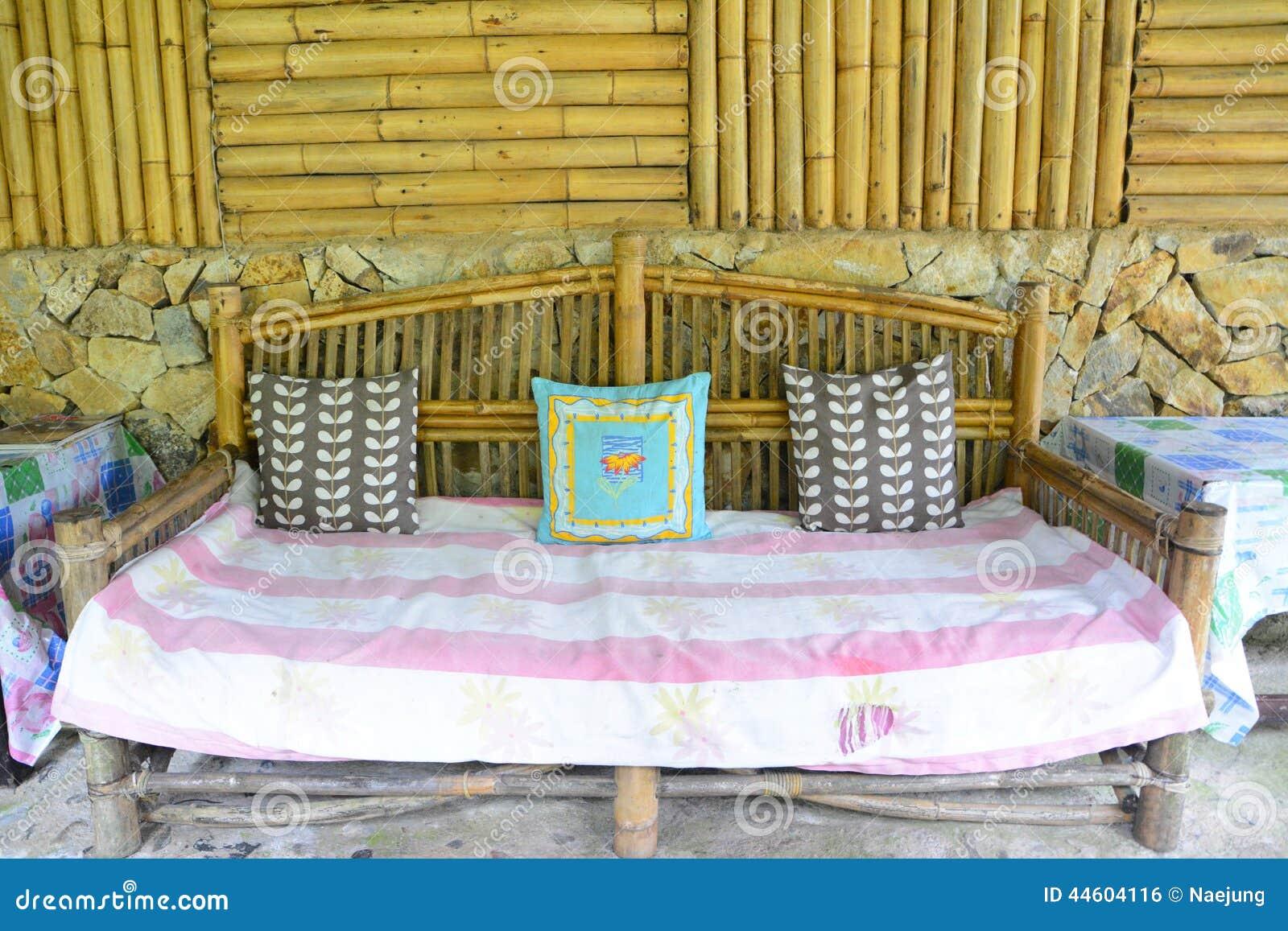 Muebles De Bamb Foto De Archivo Imagen De Contexto 44604116 # Muebles Debambu