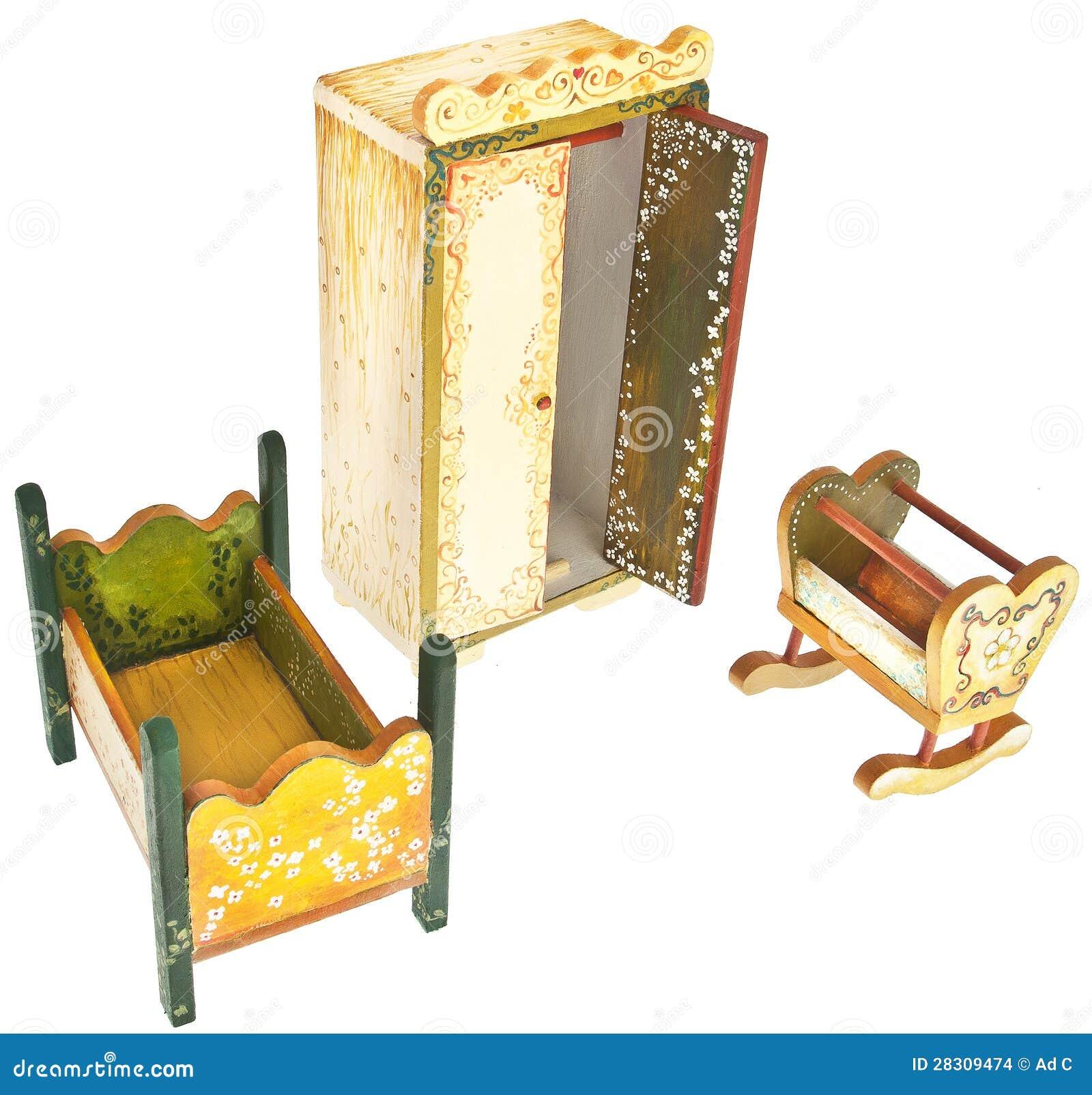 Muebles de madera pintados a mano del dormitorio foto de - Armarios pintados a mano ...