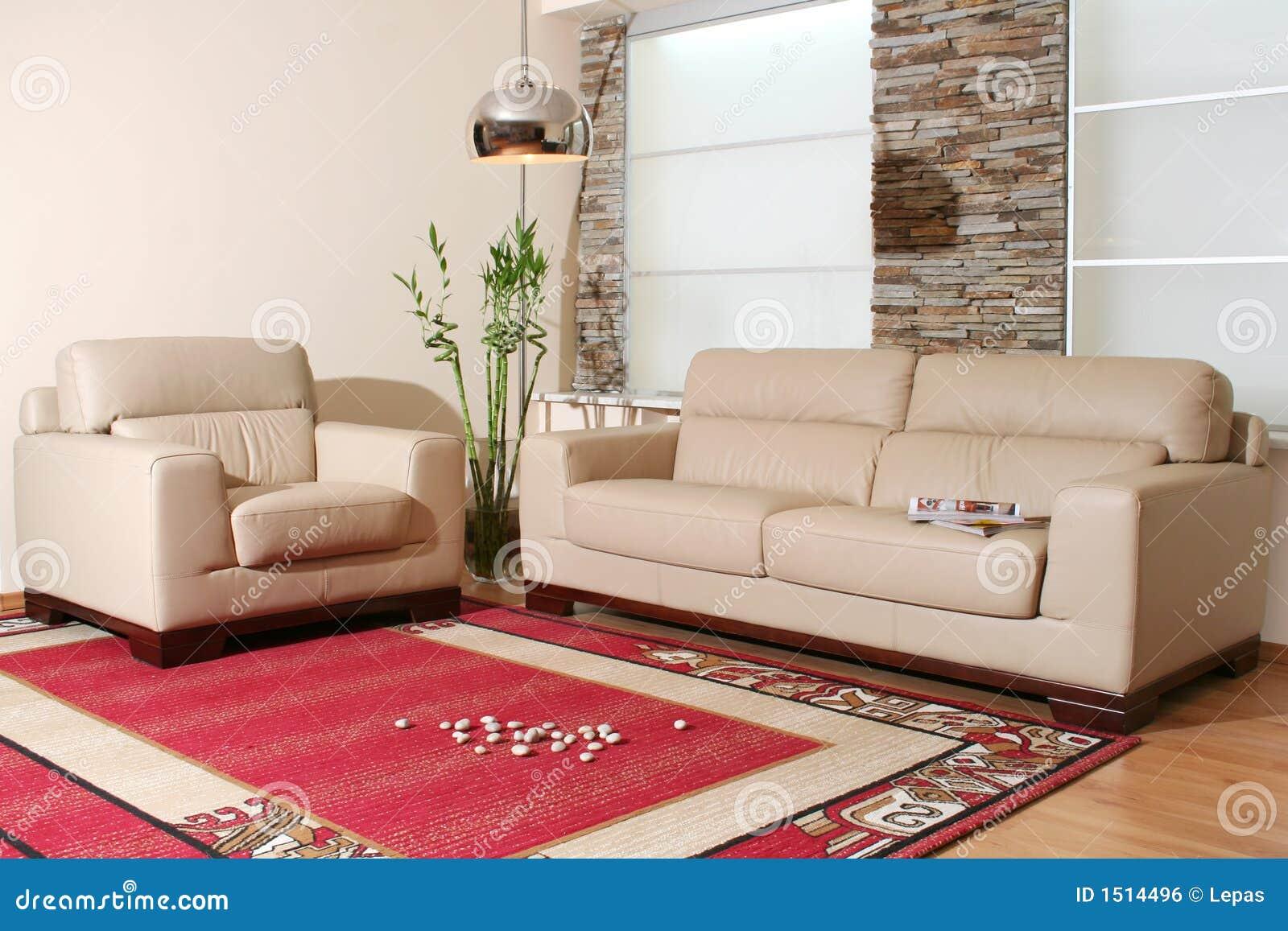 Excelente Muebles De Cuero Blanco Embellecimiento - Muebles Para ...