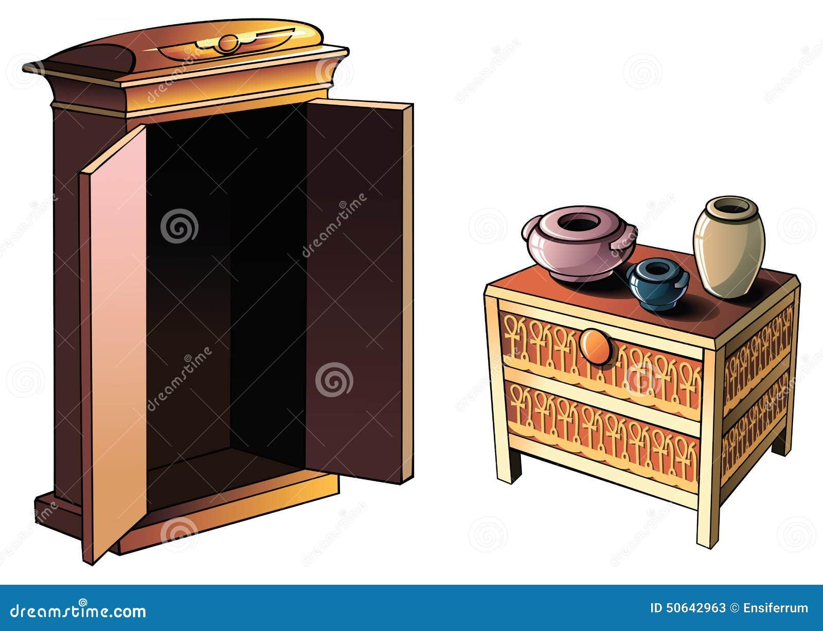 Muebles Egipcios - Muebles Egipcios Ilustraci N Del Vector Ilustraci N De Arcilla [mjhdah]https://s-media-cache-ak0.pinimg.com/originals/c1/77/d2/c177d2f4acfc69ab43c580701472325e.jpg