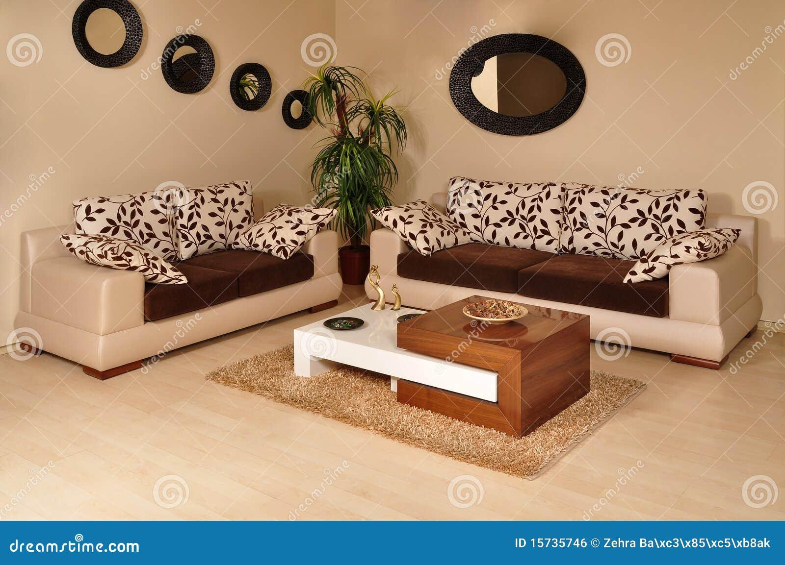 Muebles modernos foto de archivo imagen de hotel for Muebles barrocos modernos