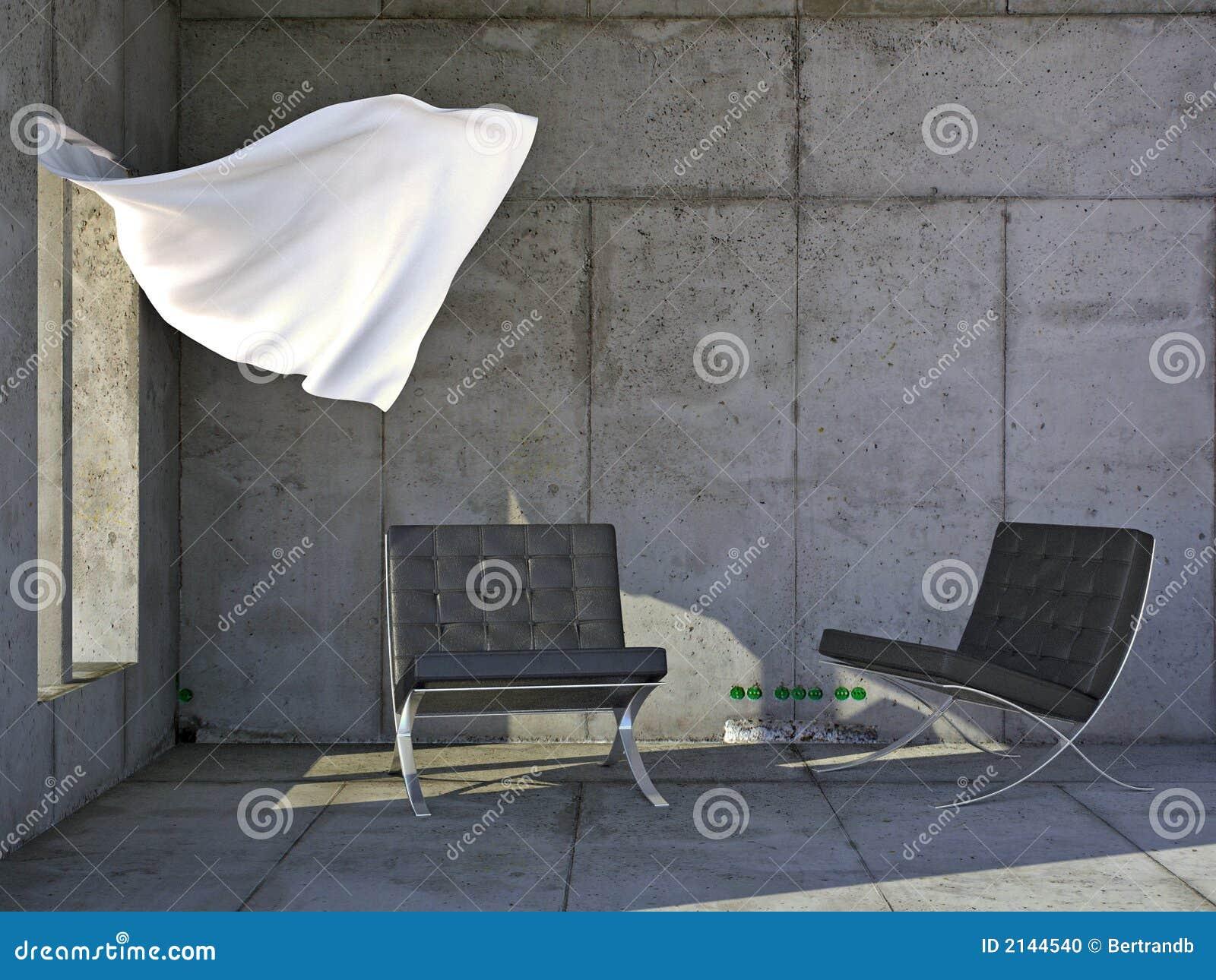 Muebles Modernos De Lujo Foto de archivo - Imagen: 2144540