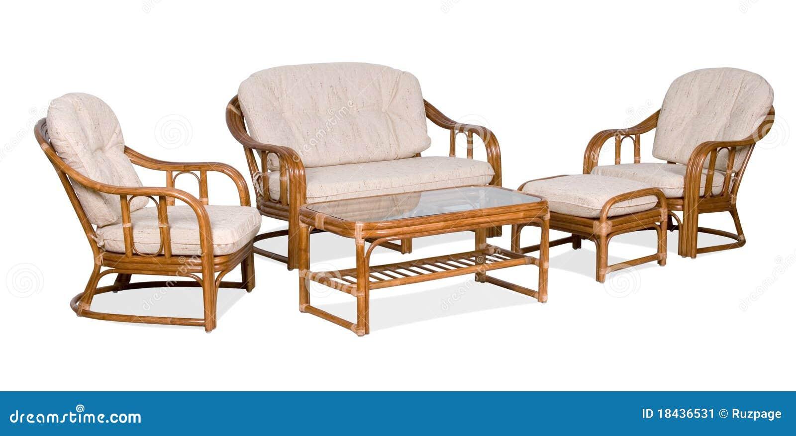 Muebles para una terraza imagen de archivo imagen 18436531 for Muebles de terraza