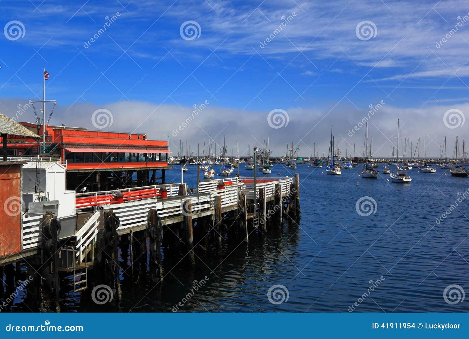 Muelle de Monterey Fishermans