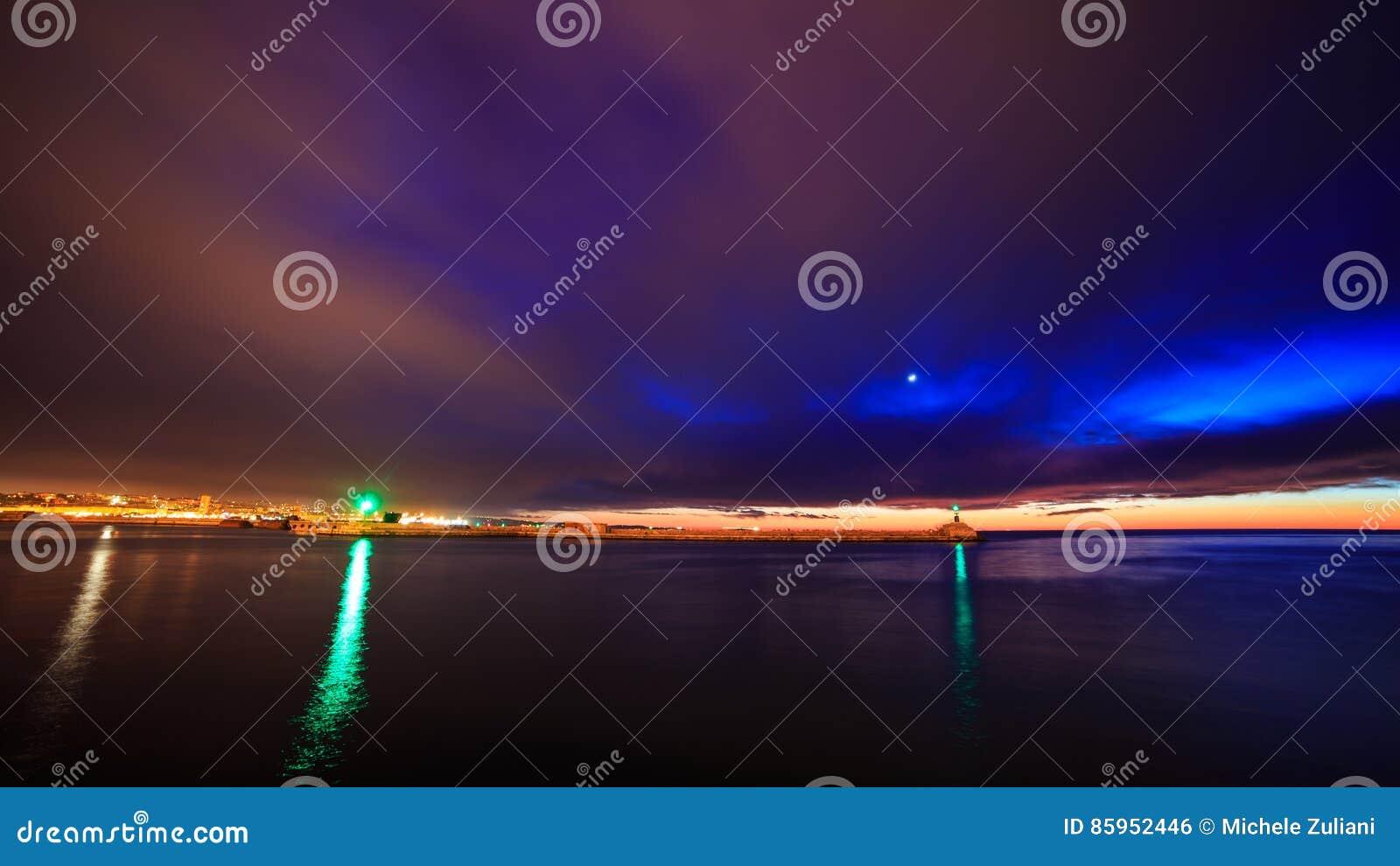 Muelles de Trieste