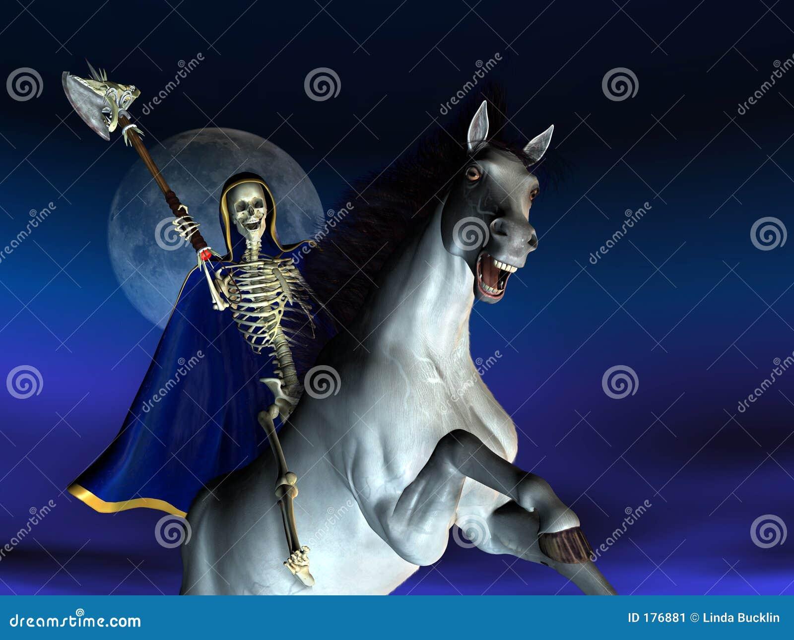 Muerte a caballo