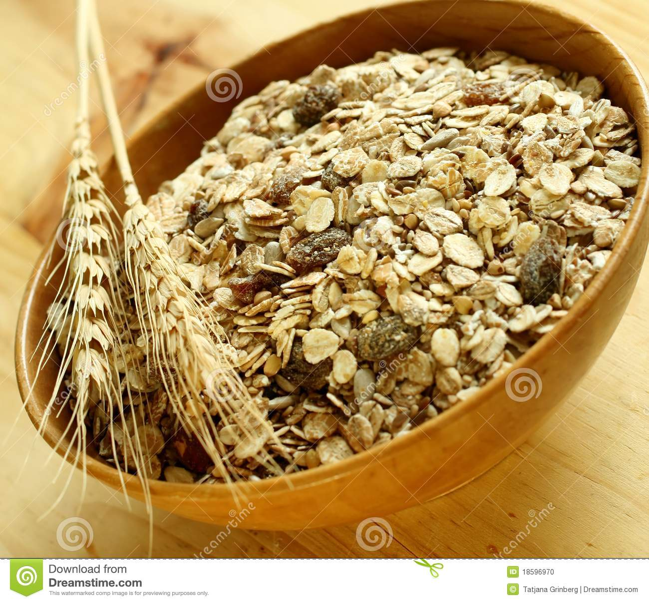 Baked Muesli Oatmeal Bars | Pick Fresh Foods | Pick Fresh Foods