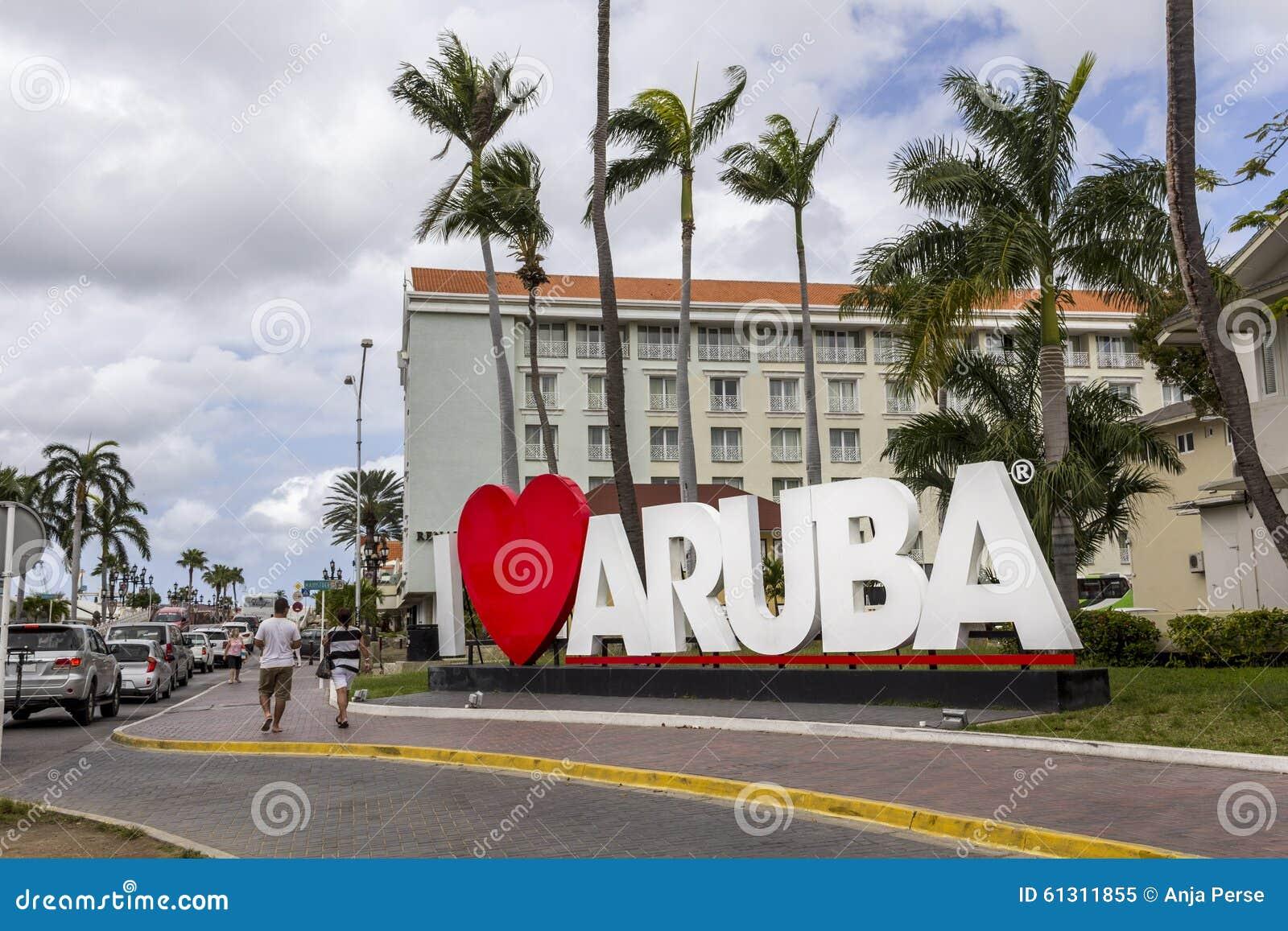 Muestra de Aruba del corazón i