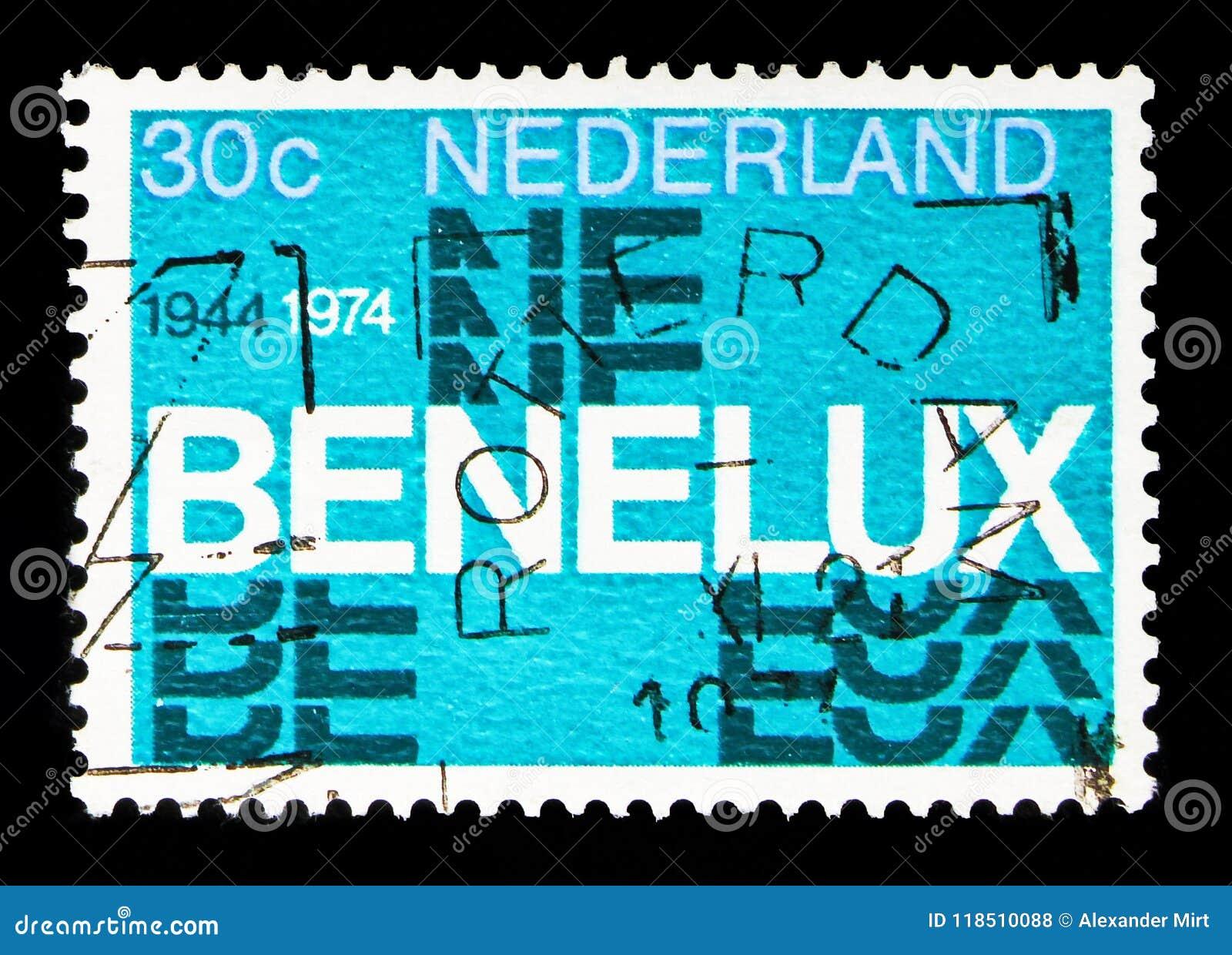 Muestra de BENELUX, serie, circa 1974