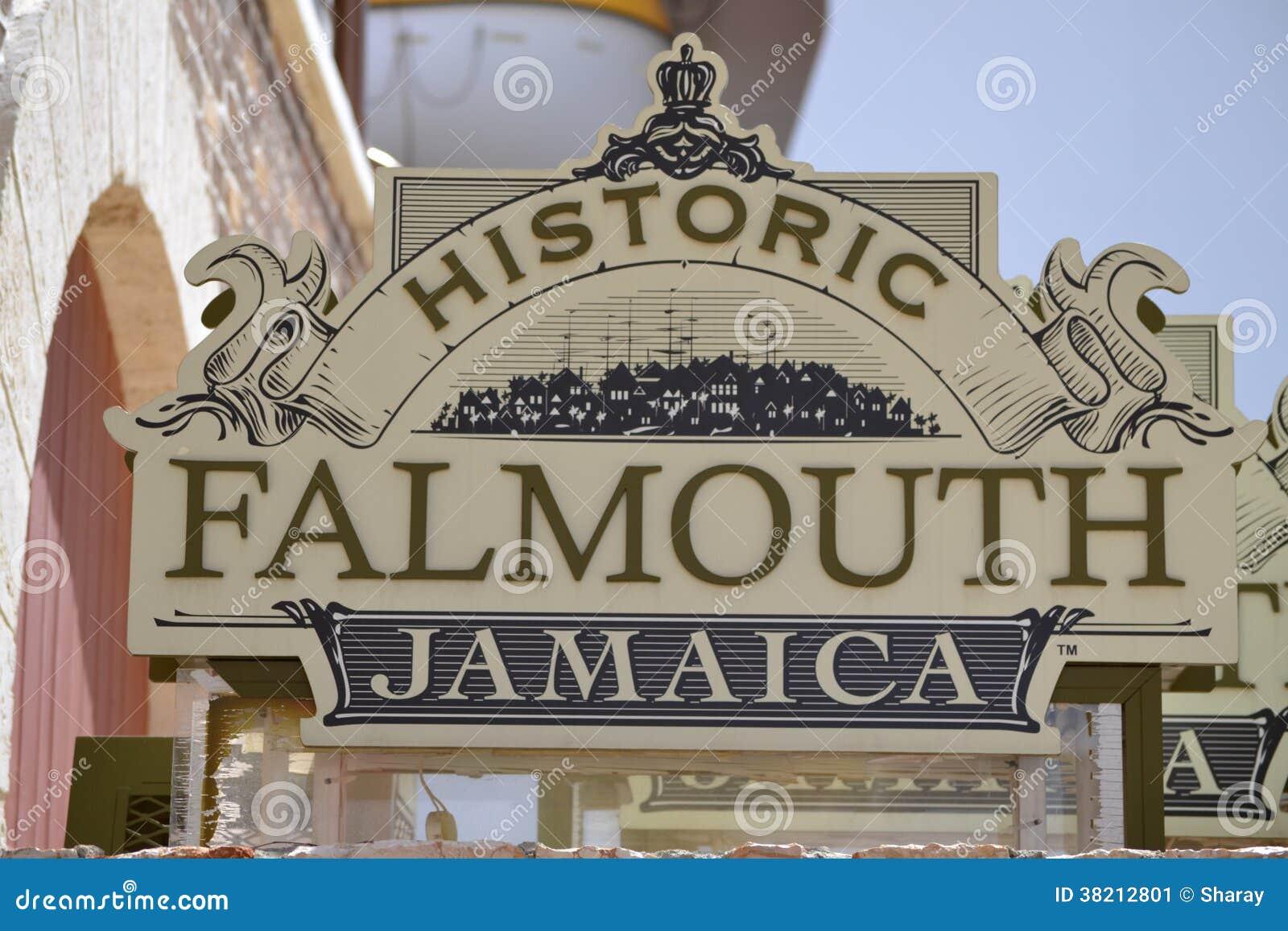 Muestra de Falmouth Jamaica