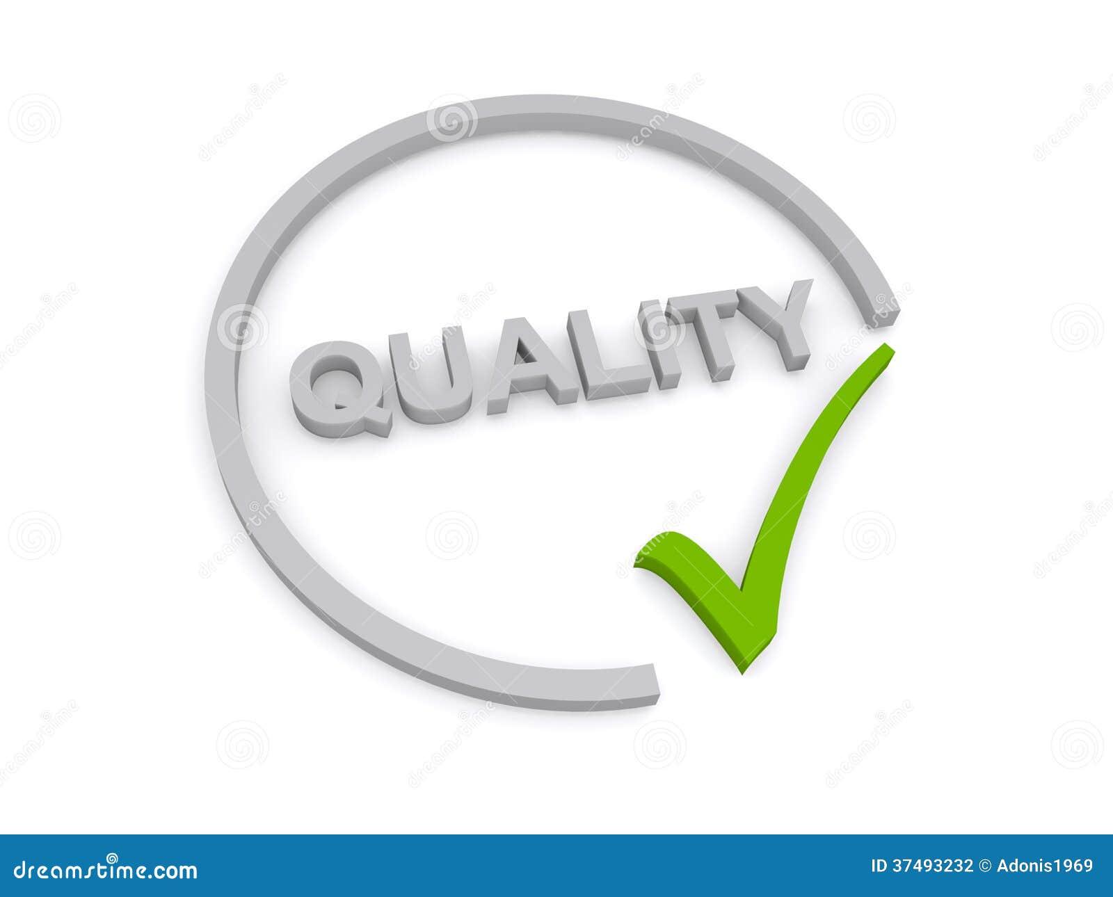 Muestra de la calidad