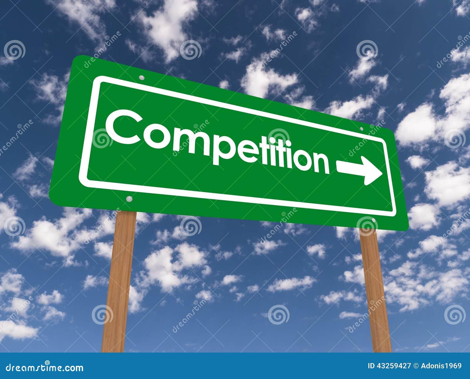 Muestra de la competencia