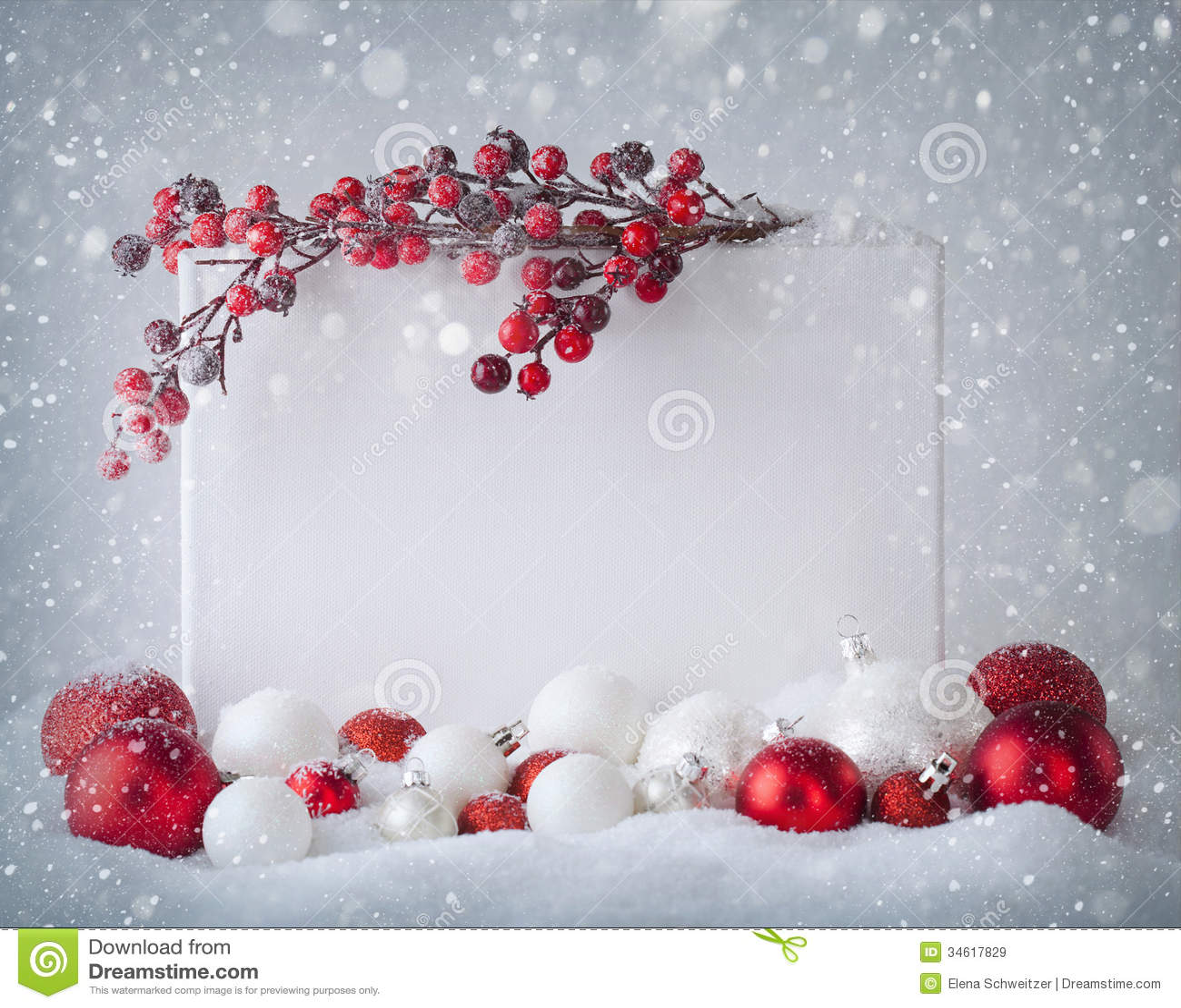Muestra de la Navidad
