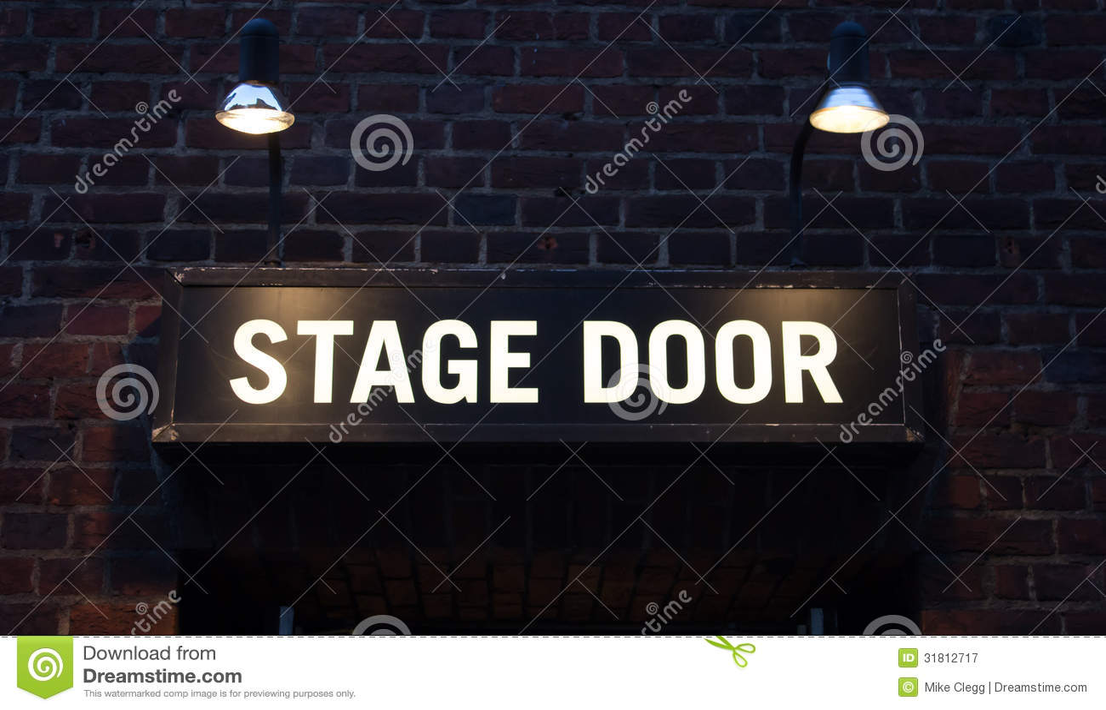 Muestra de la puerta de etapa