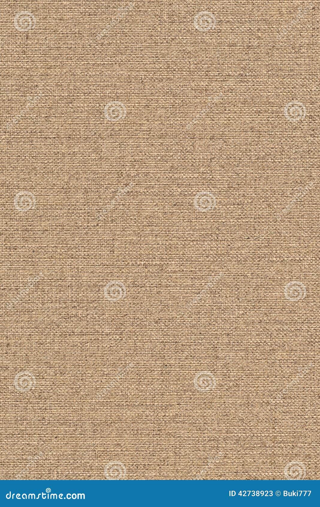 Muestra de lino de la textura del Grunge de la lona del grano grueso del artista