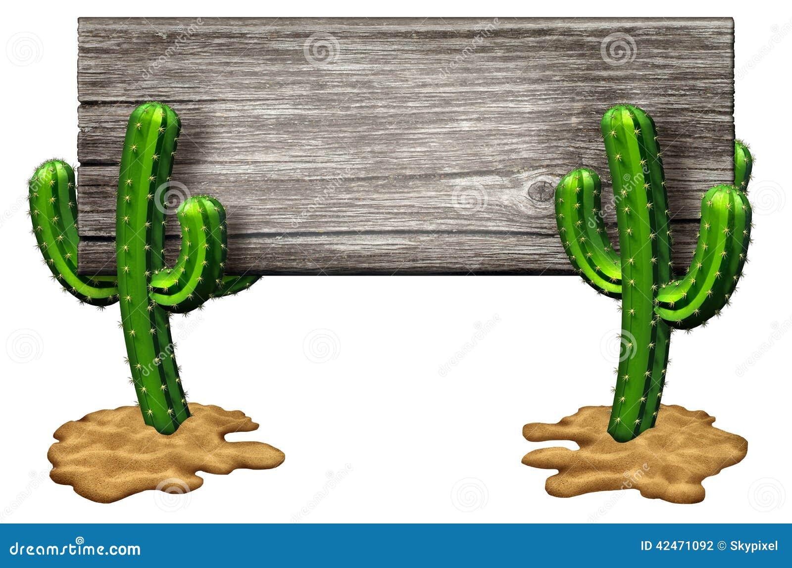 Muestra del cactus