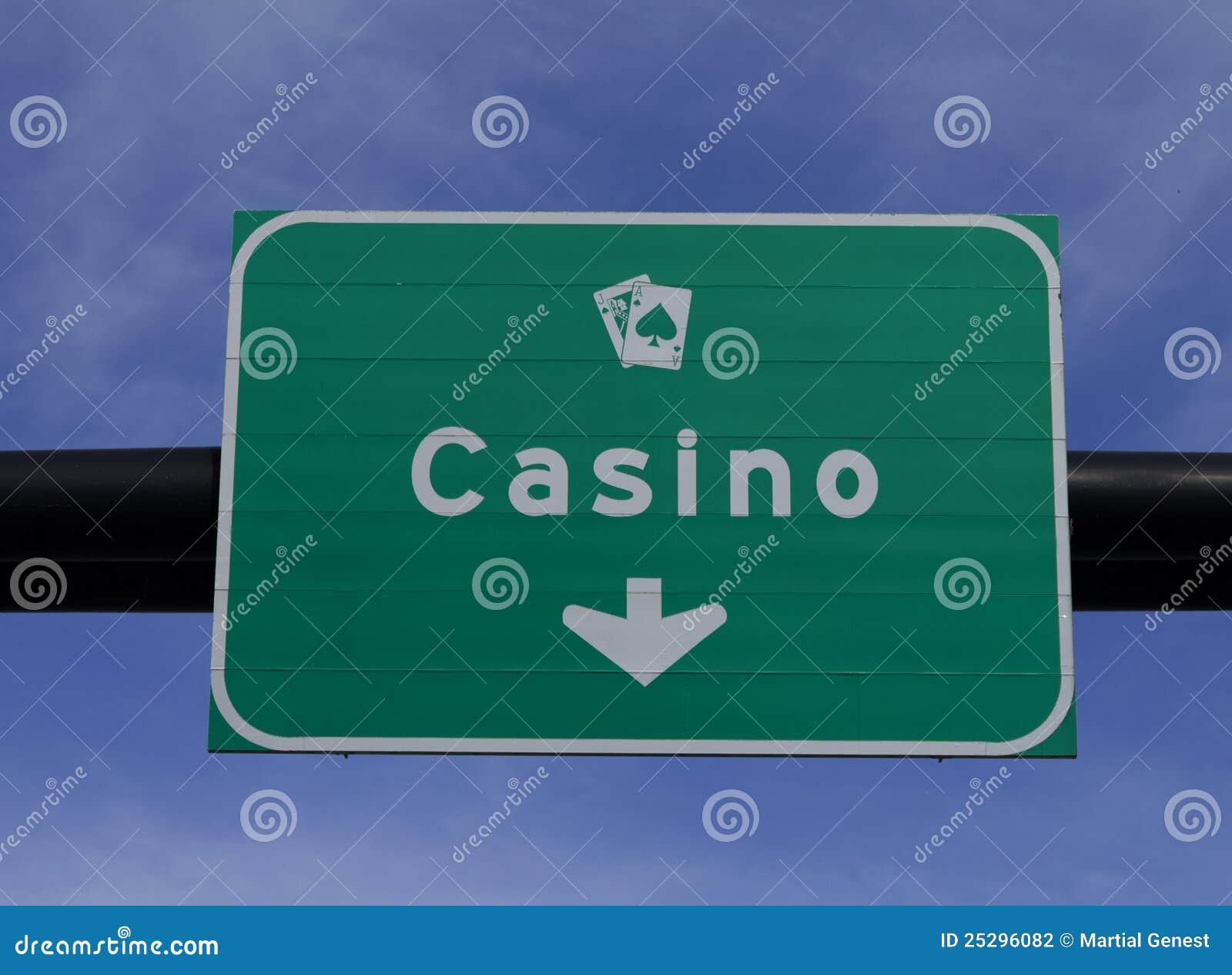 Muestra del casino