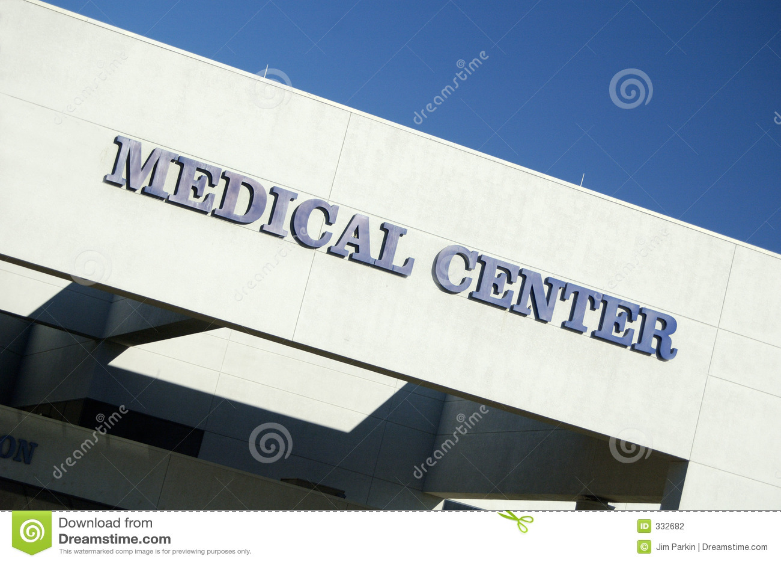 Muestra del hospital