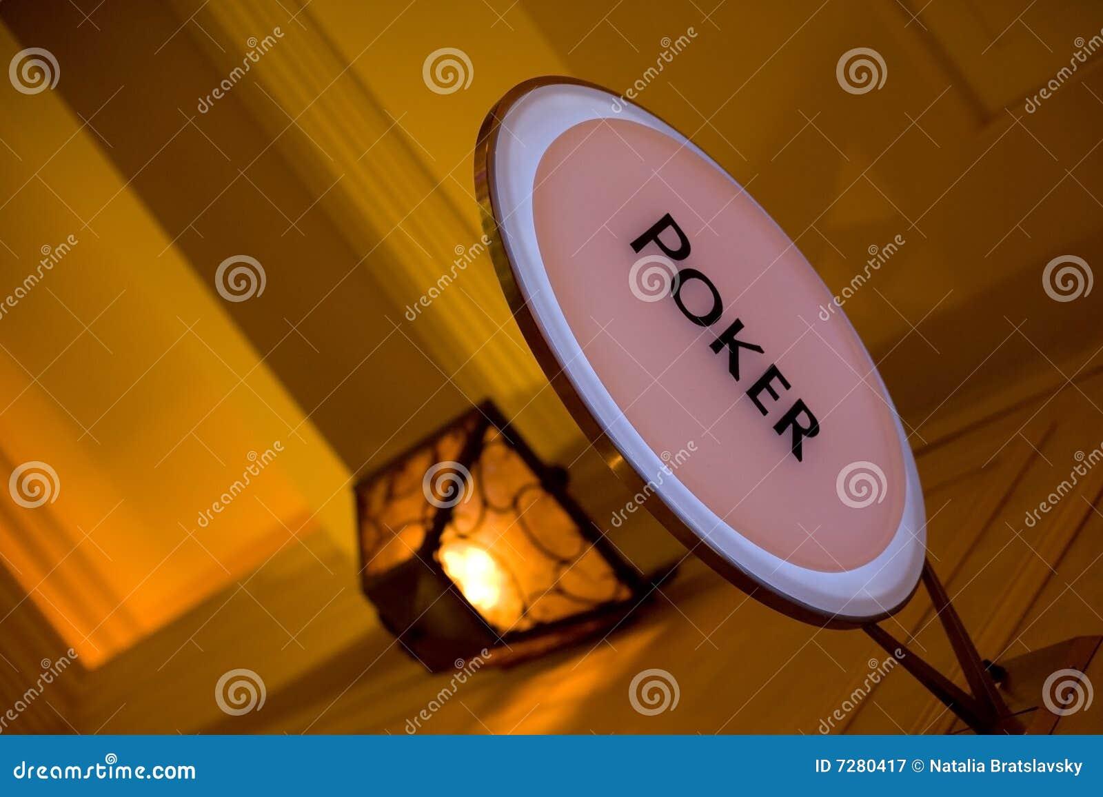 Muestra del póker