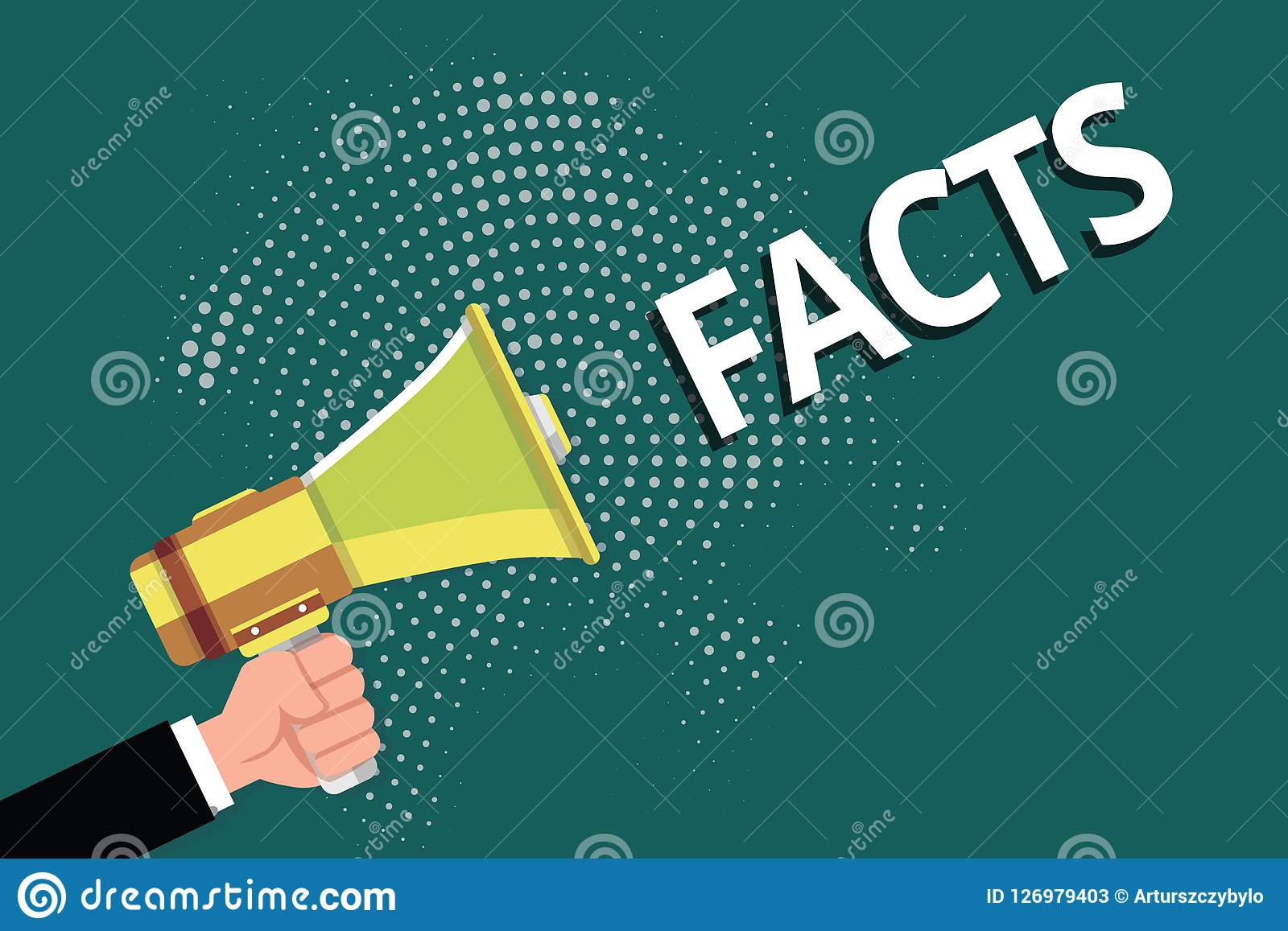 Muestra del texto que muestra hechos Información conceptual de la foto usada como pruebas o parte del blog del artículo de notici