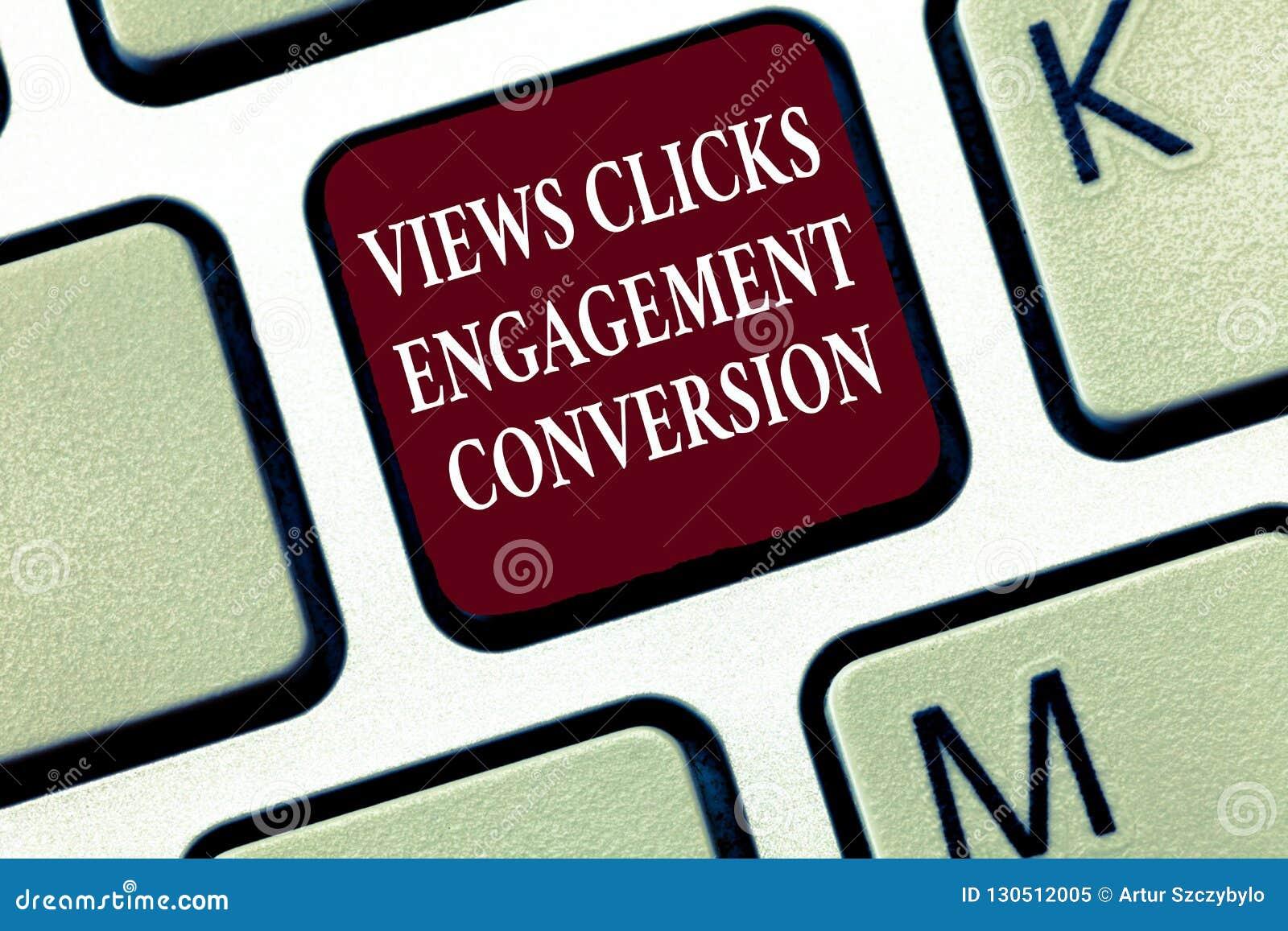 Muestra del texto que muestra la conversión del compromiso de los tecleos de las opiniones Optimización social de la plataforma d