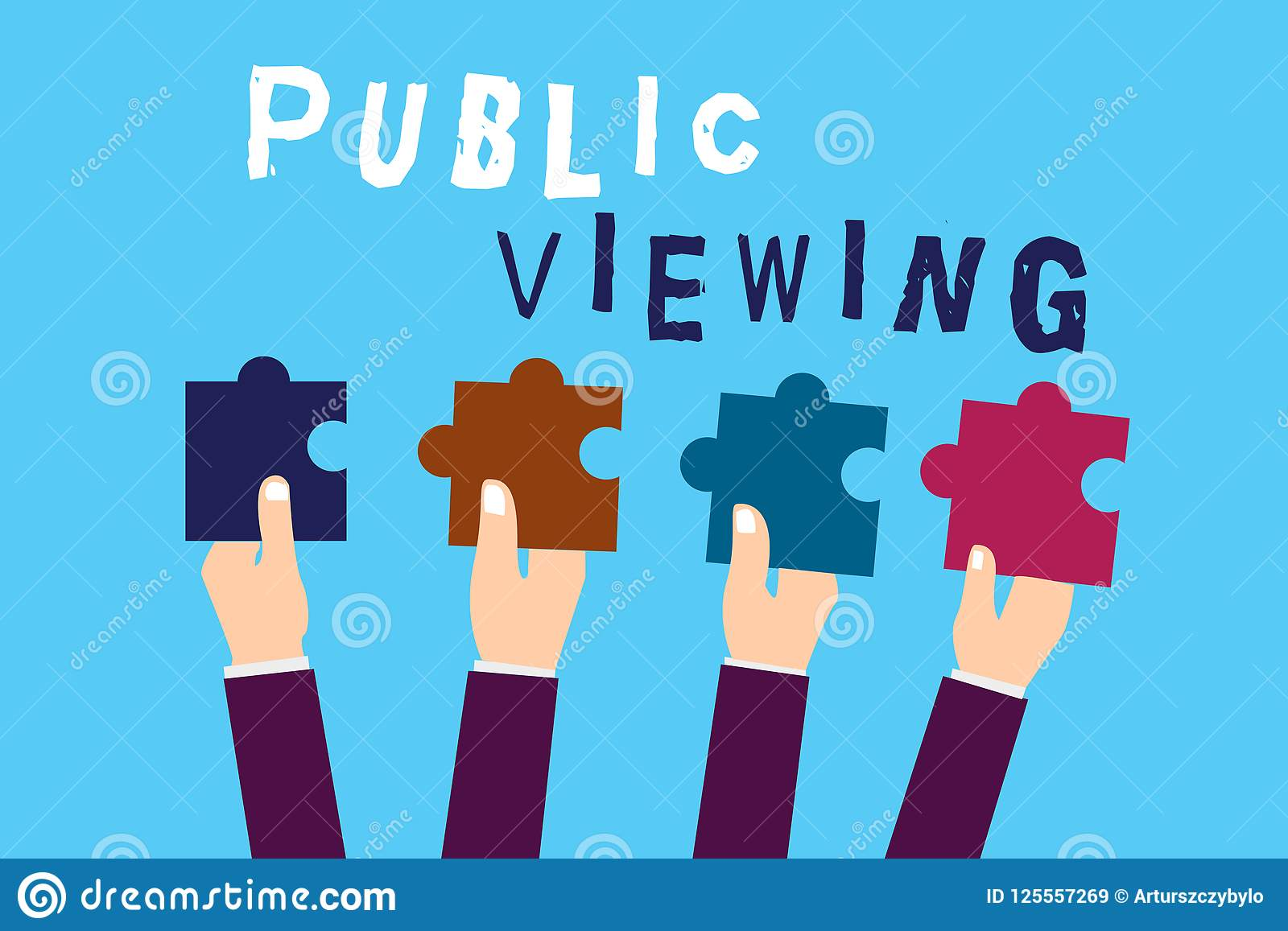 Muestra del texto que muestra la visión pública Foto conceptual capaz de ser visto o de ser sabido por todo el mundo abierto a la
