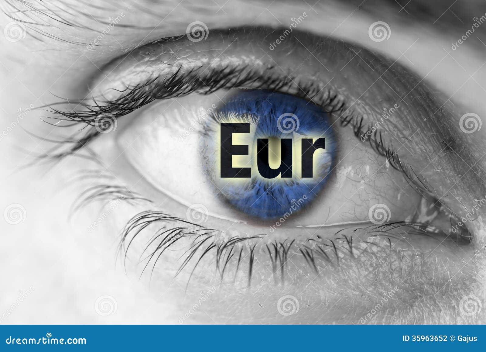 Muestra euro