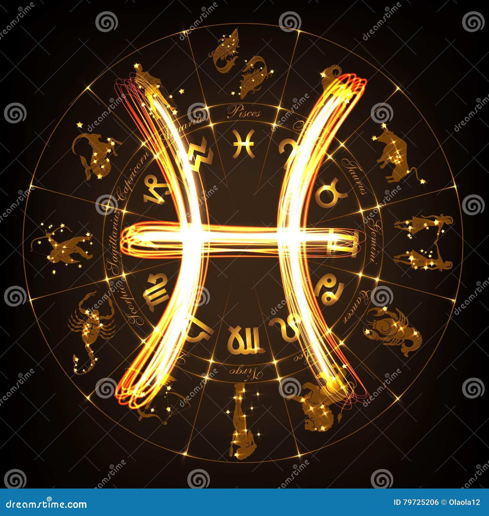 Muestra Piscis del zodiaco