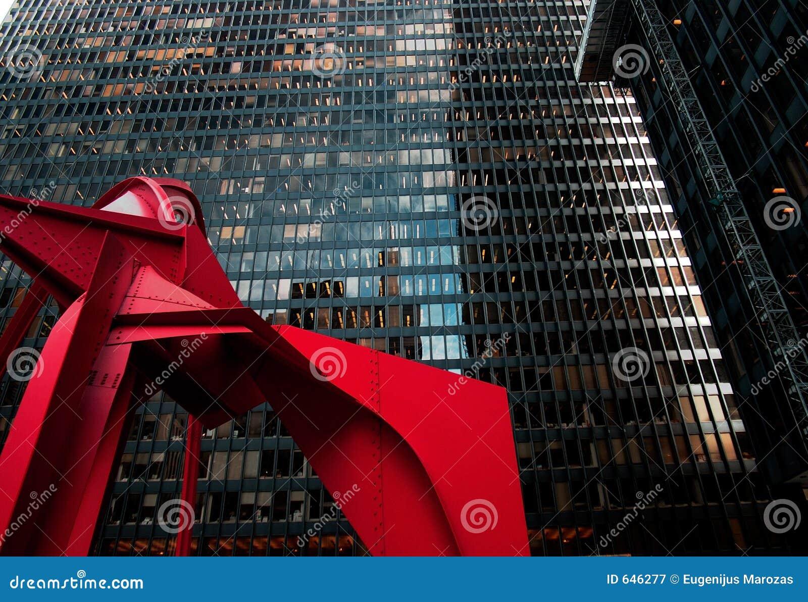 Muestra roja