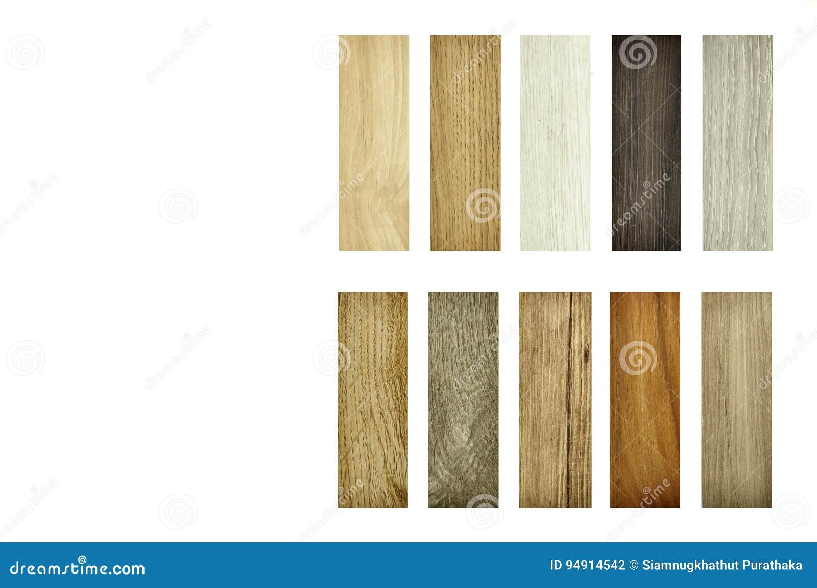 muestras de piso de madera de la textura de lamina chapa baldosa del vinilo